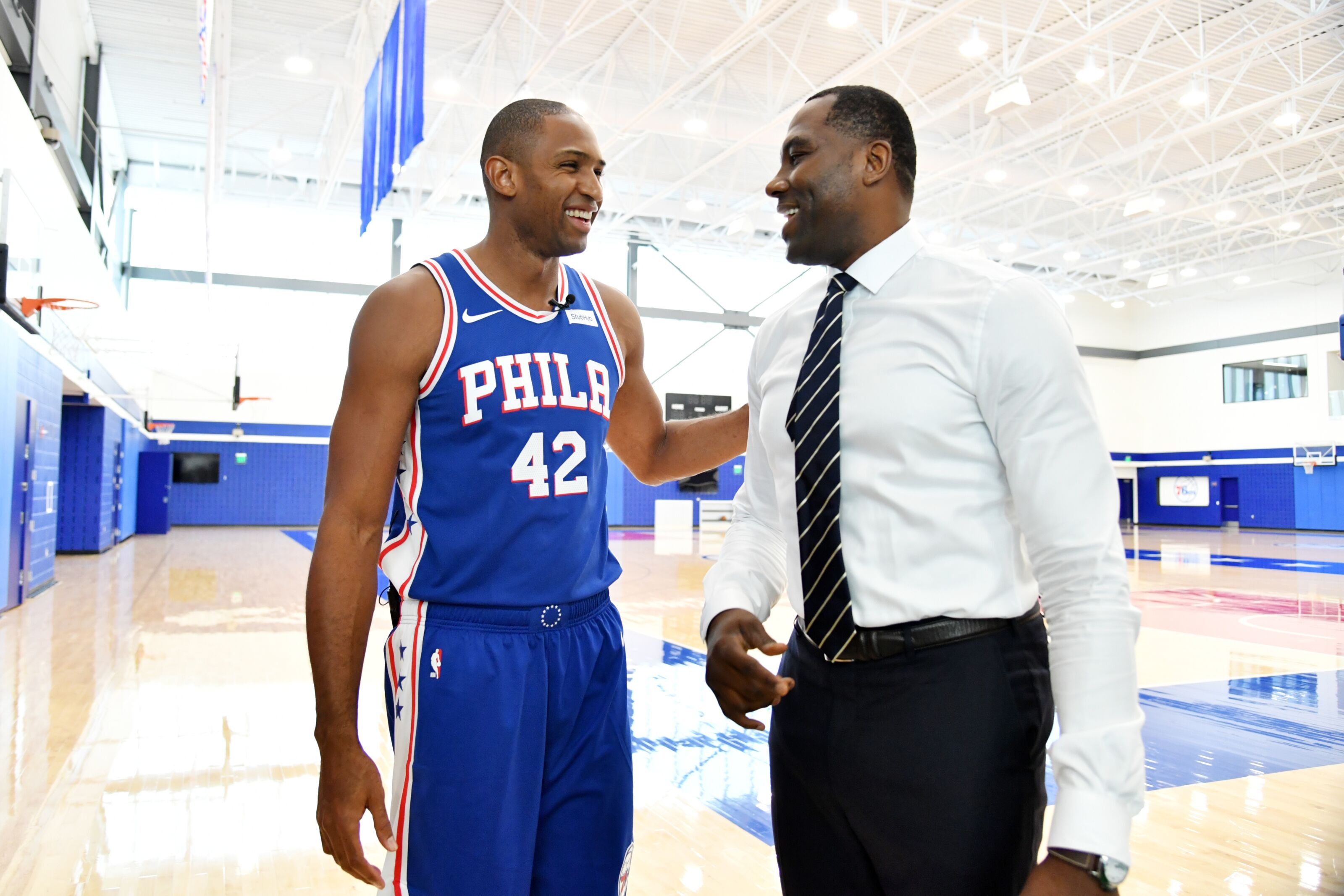 Philadelphia 76ers: There's strategy behind Al Horford's four-year contract