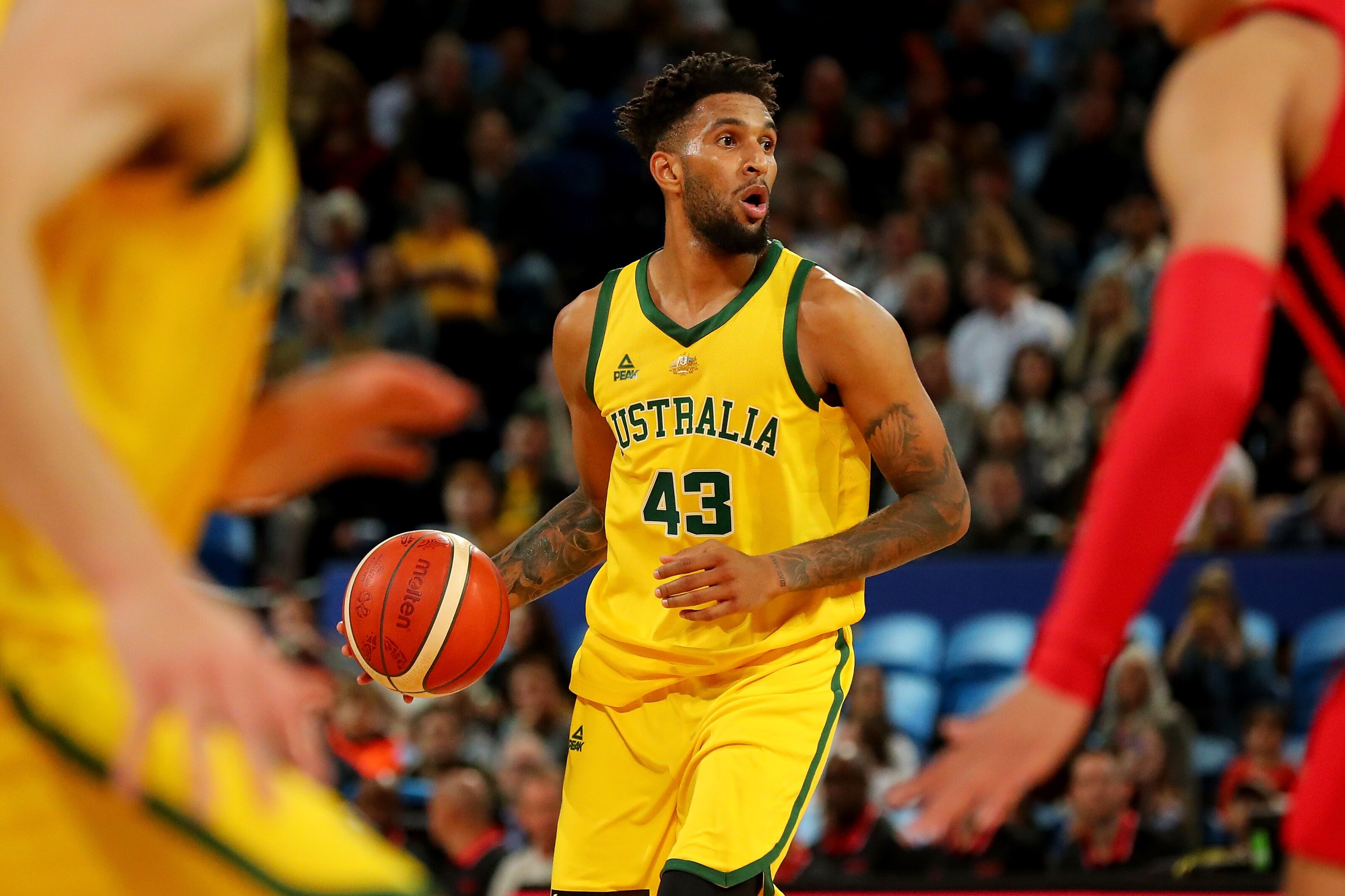 Philadelphia 76ers: Jonah Bolden withdraws from FIBA World Cup competition