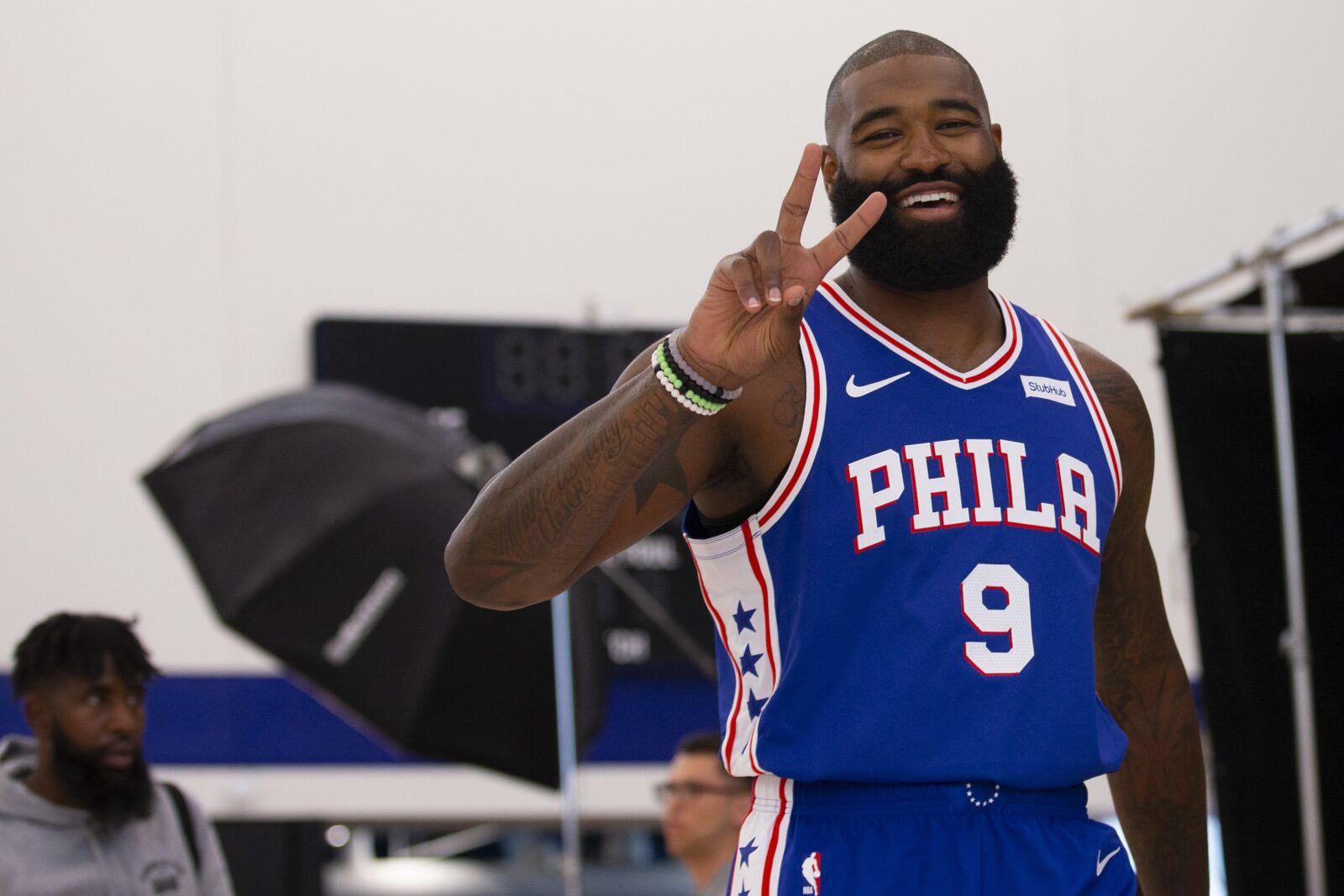 Philadelphia 76ers: Kyle O'Quinn showing potential as a facilitator
