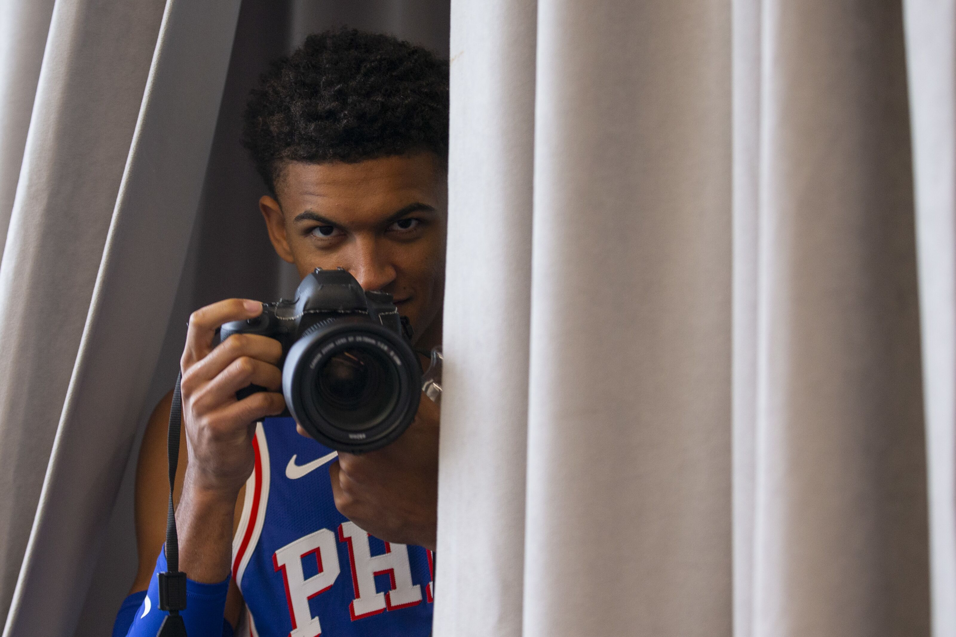 Philadelphia 76ers Crossover and City Edition uniforms
