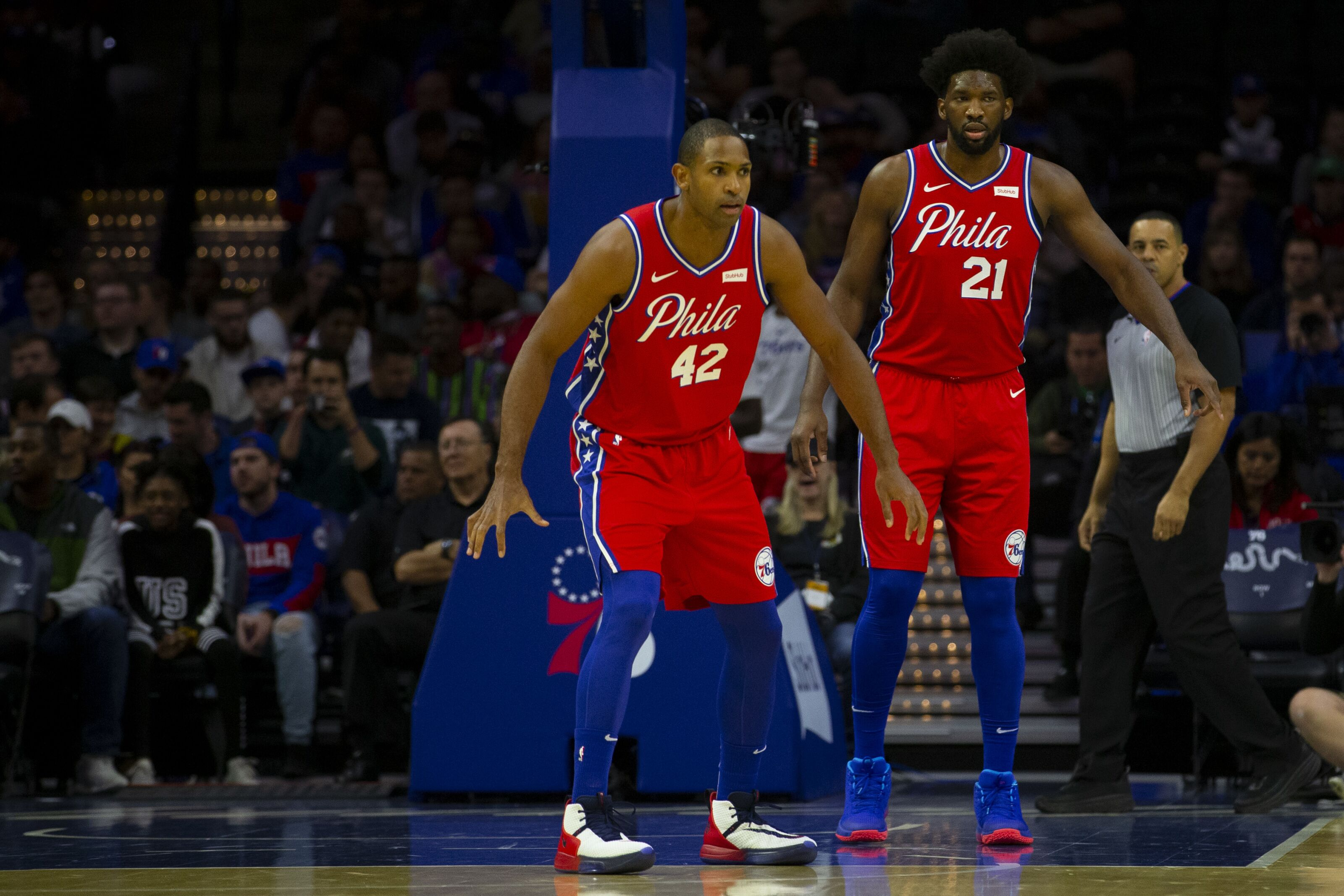 Al Horford's reason for why he joined the Philadelphia 76ers