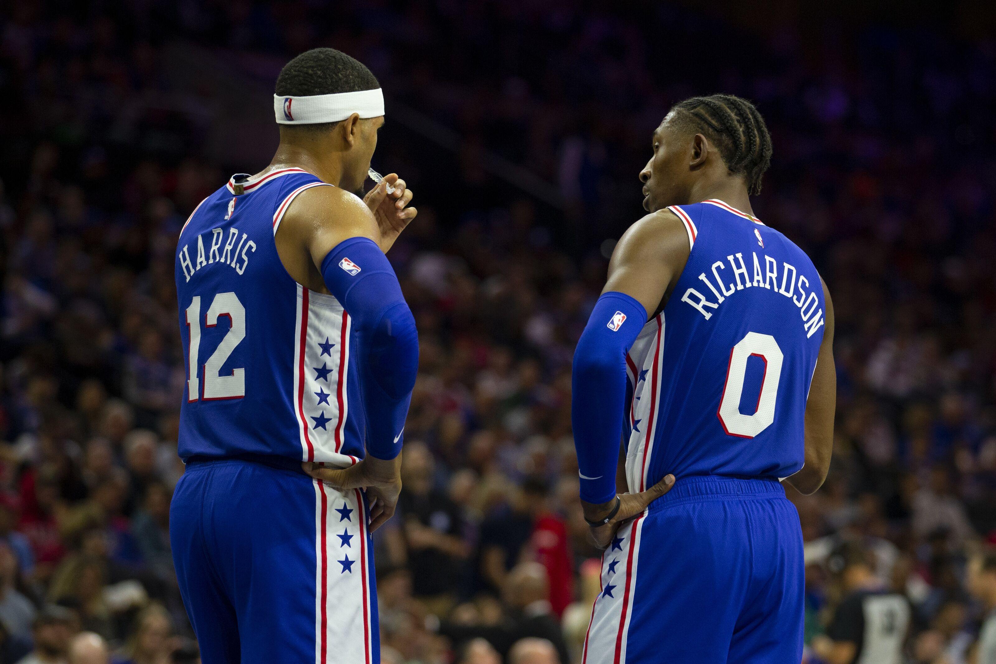 Philadelphia 76ers need someone to emerge as a reliable shot creator