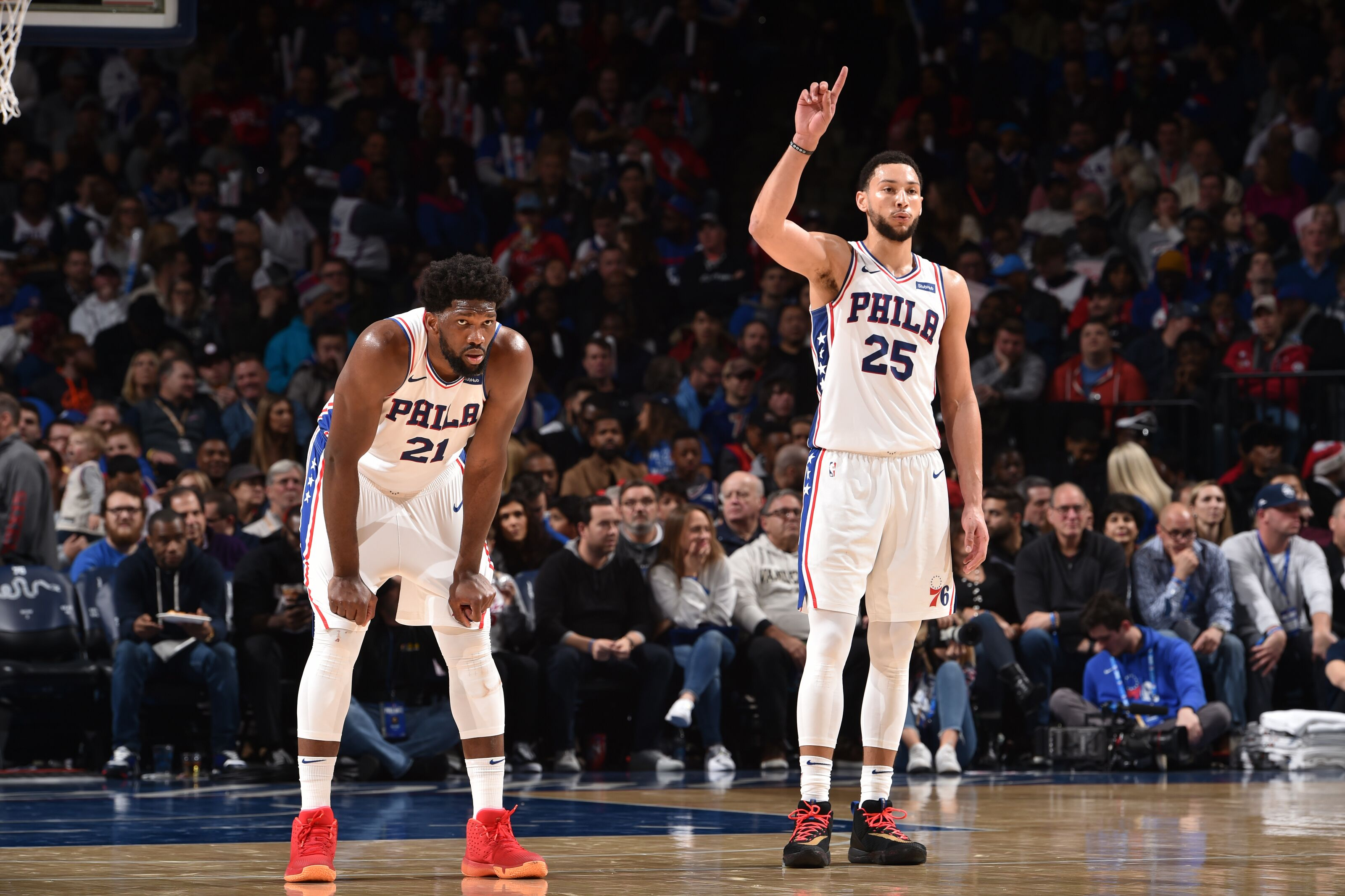 Philadelphia 76ers: Is a Joel Embiid-Ben Simmons split inevitable?