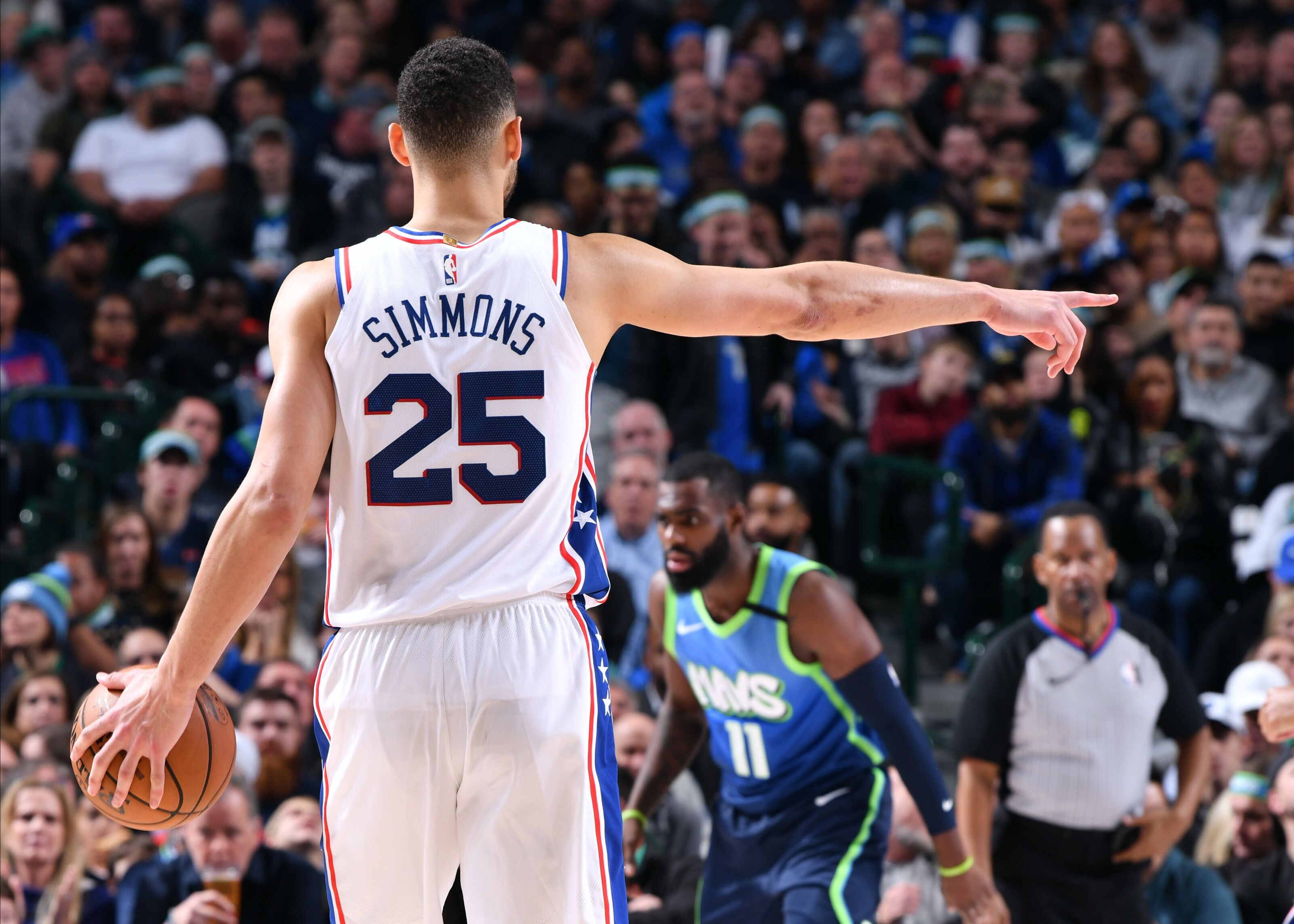 Philadelphia 76ers Player of the Week: Ben Simmons gets double-doubles
