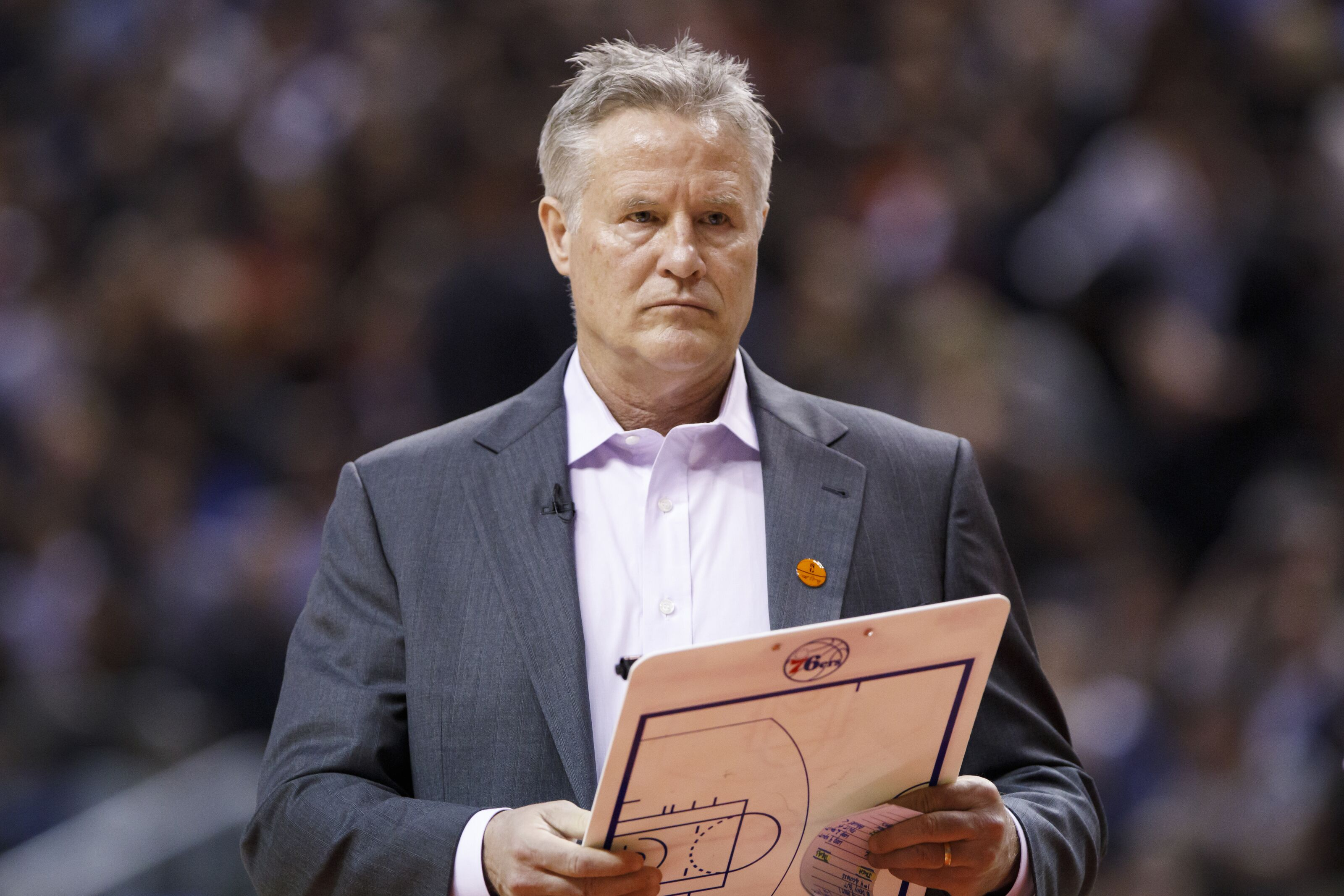 Philadelphia 76ers: Did Brett Brown save his job by benching Al Horford?