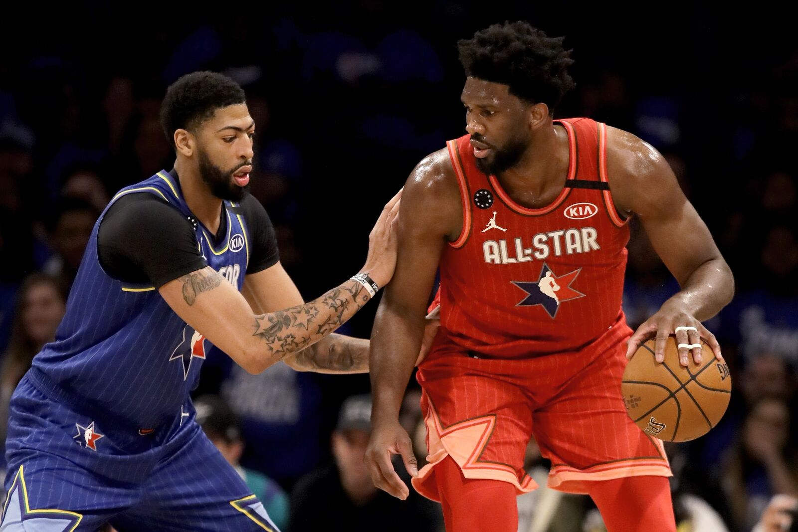 Philadelphia 76ers shine in 2020 NBA All-Star Game