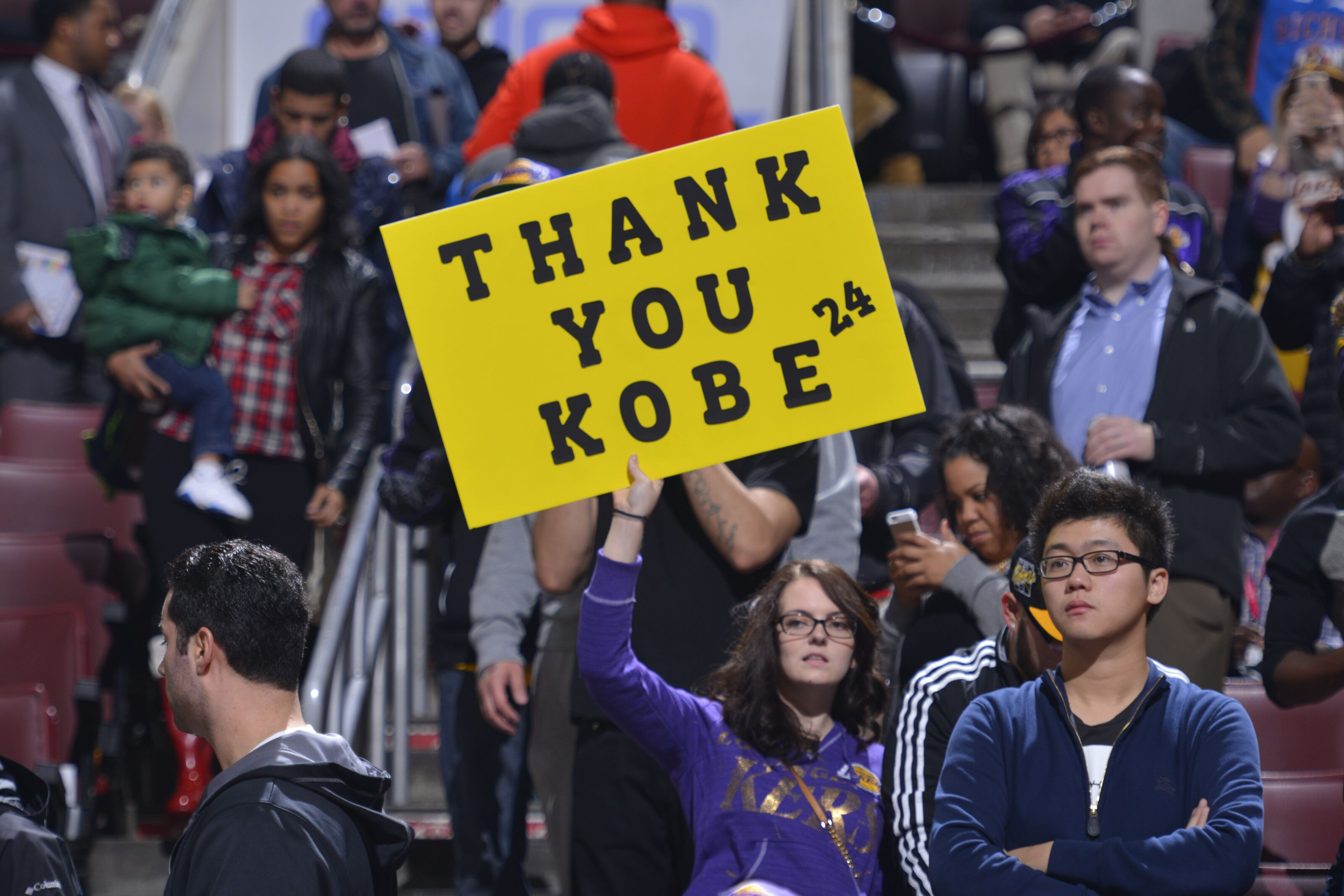 Philadelphia 76ers: Reflecting on Kobe Bryant's last homecoming in South Philly