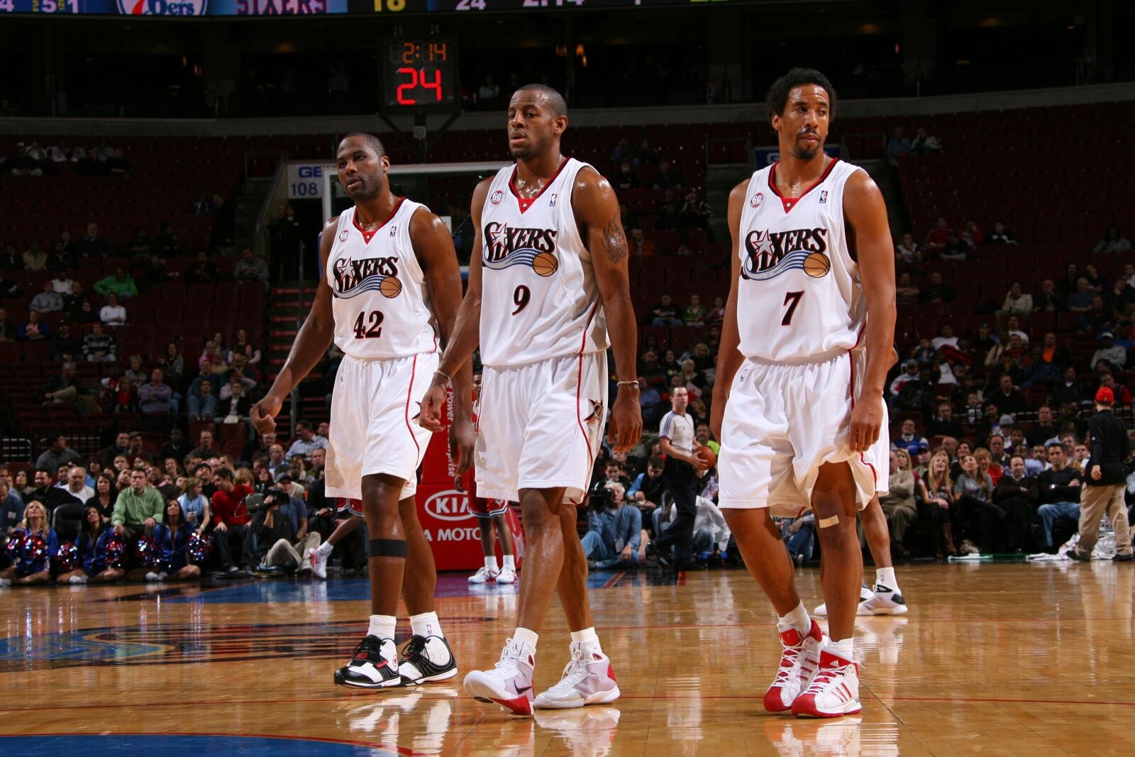 Philadelphia 76ers: Elton Brand and Andre Miller eligible for Hall of Fame
