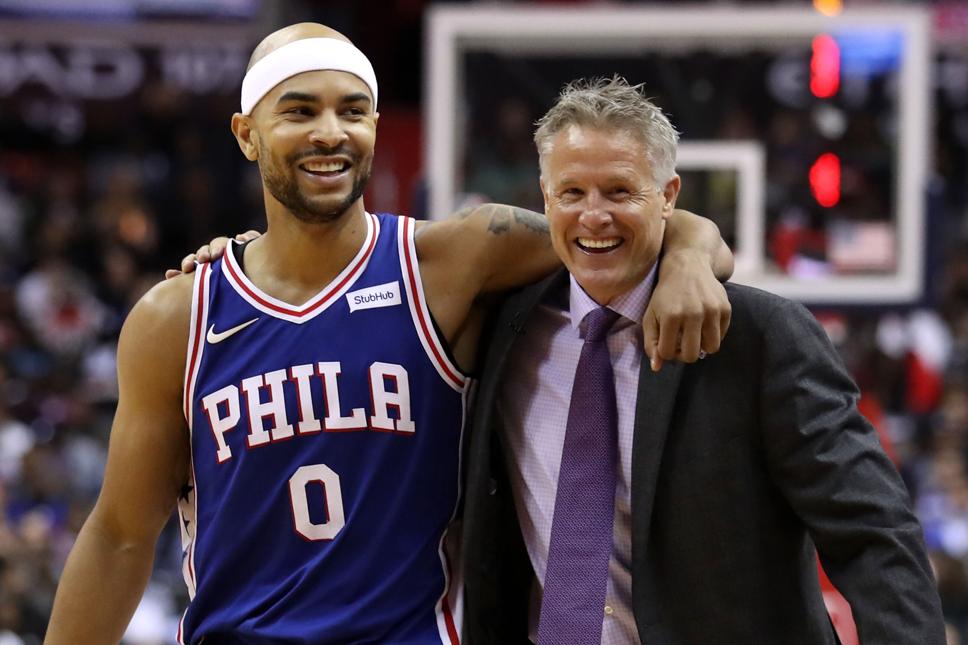 6456f1a840f8 Philadelphia 76ers  Is Jerryd Bayless  Sixers career over