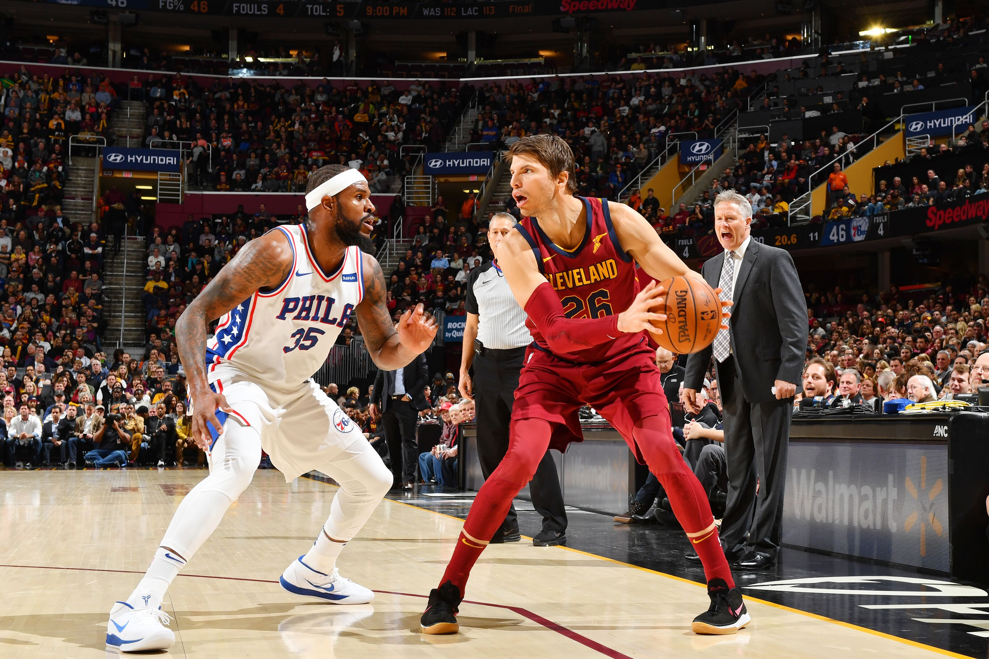 Philadelphia 76ers Rumors  Possible Kyle Korver trade being discussed ca122a667