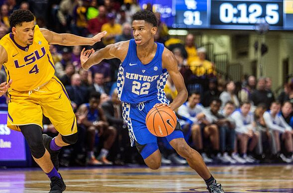 108d20ced Is the Kentucky point guard the Philadelphia 76ers  most underrated option  at 10