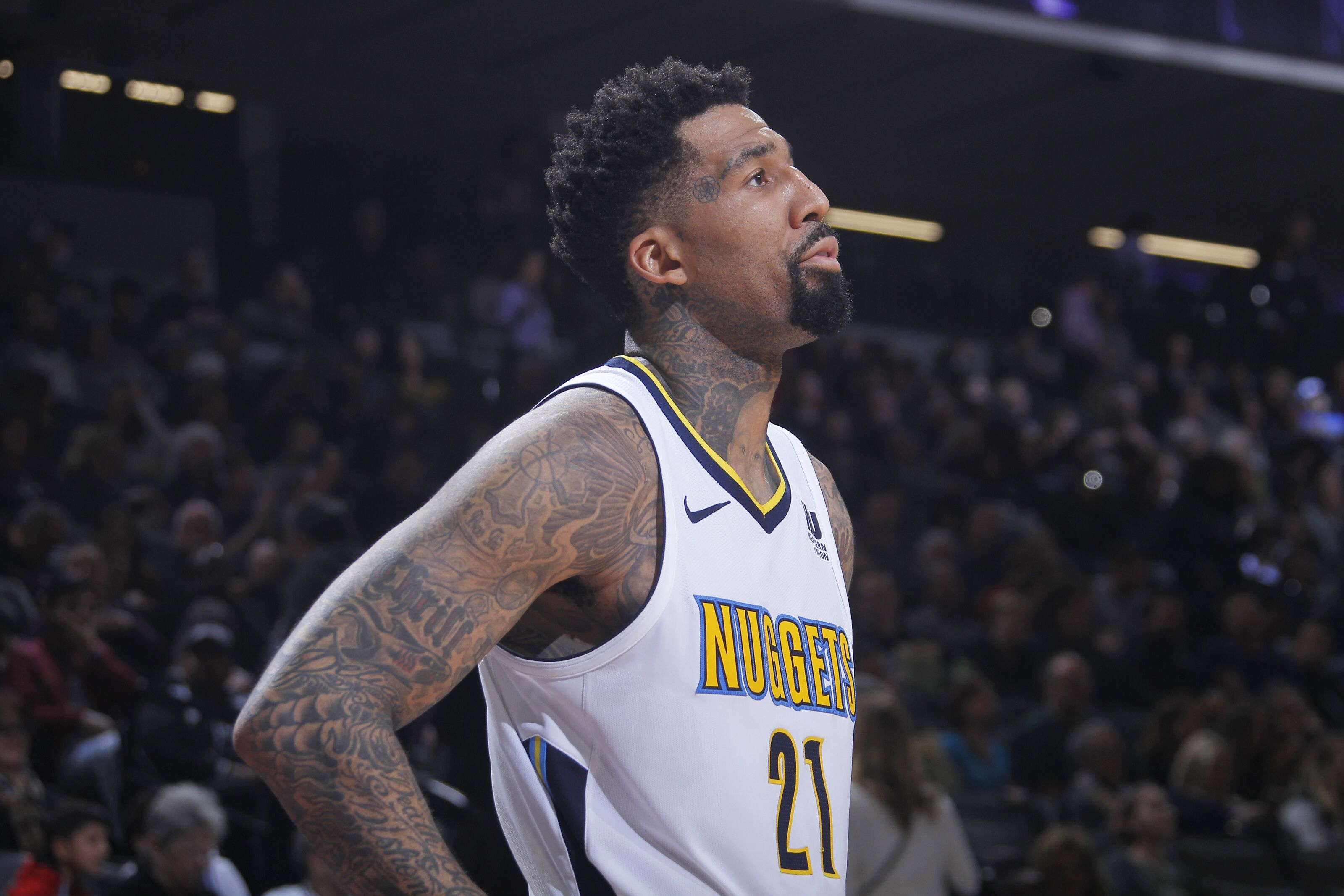 11fc99b0a728 Philadelphia 76ers  What can Wilson Chandler bring to the second unit