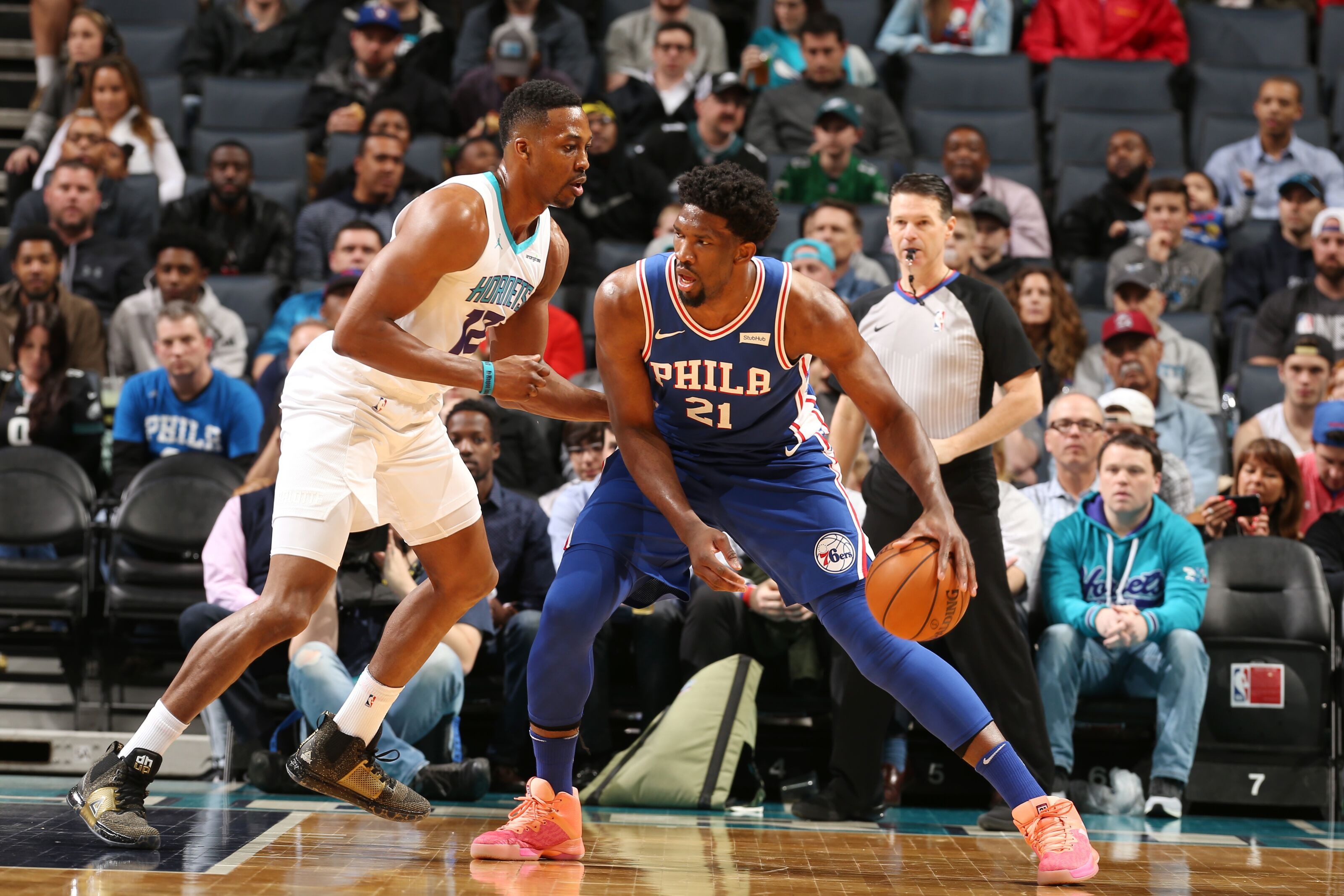 Philadelphia 76ers: Los Angeles Lakers are worried about Joel Embiid