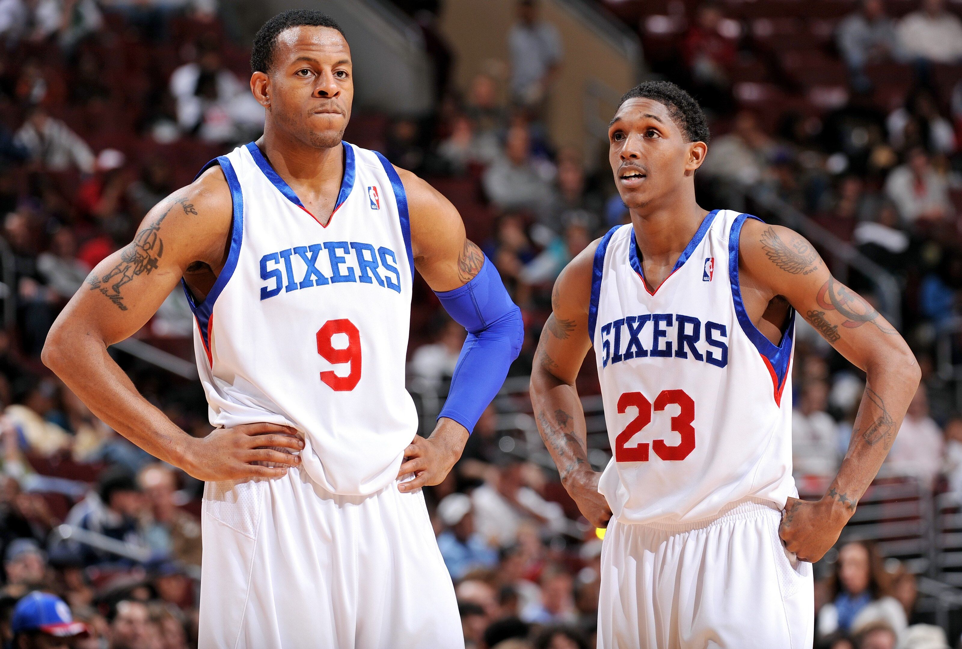 2b09bec6e52 Philadelphia 76ers selected wisely in the 2004 and 2005 NBA Drafts