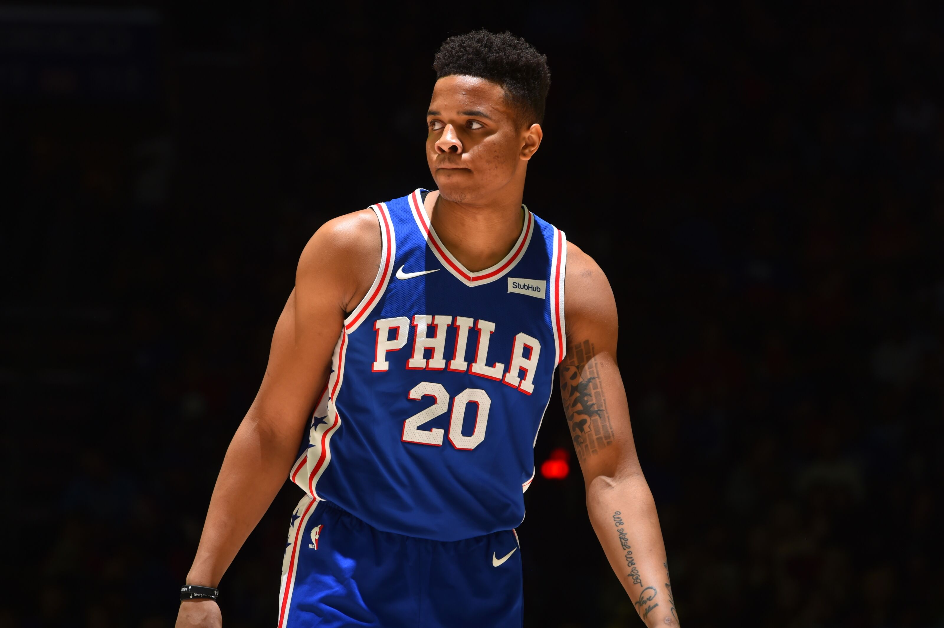 14bcc59df Philadelphia 76ers mailbag  The impact of an improved Markelle Fultz - Page  3