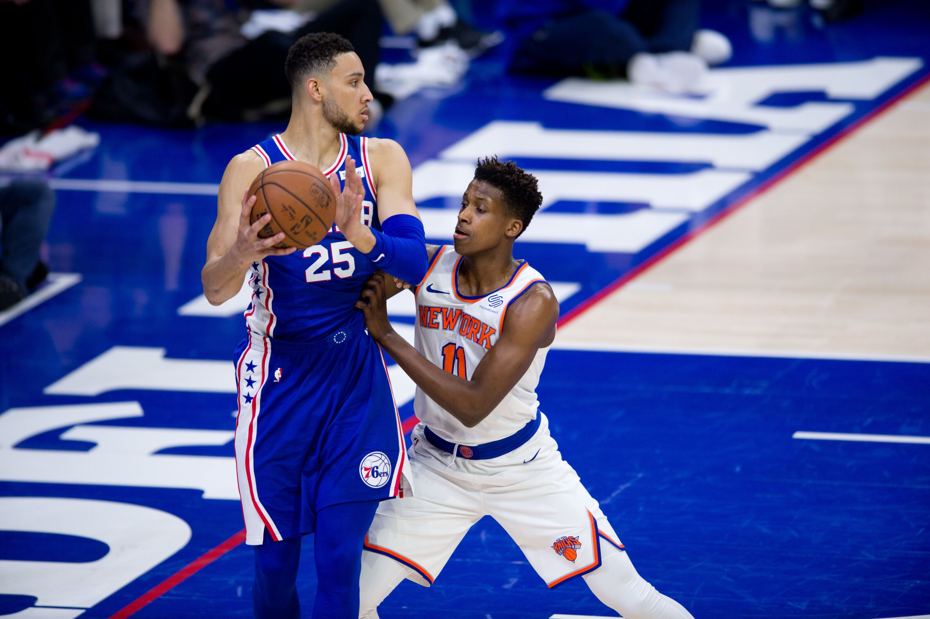Philadelphia 76ers should stay away from Frank Ntilikina trade talks
