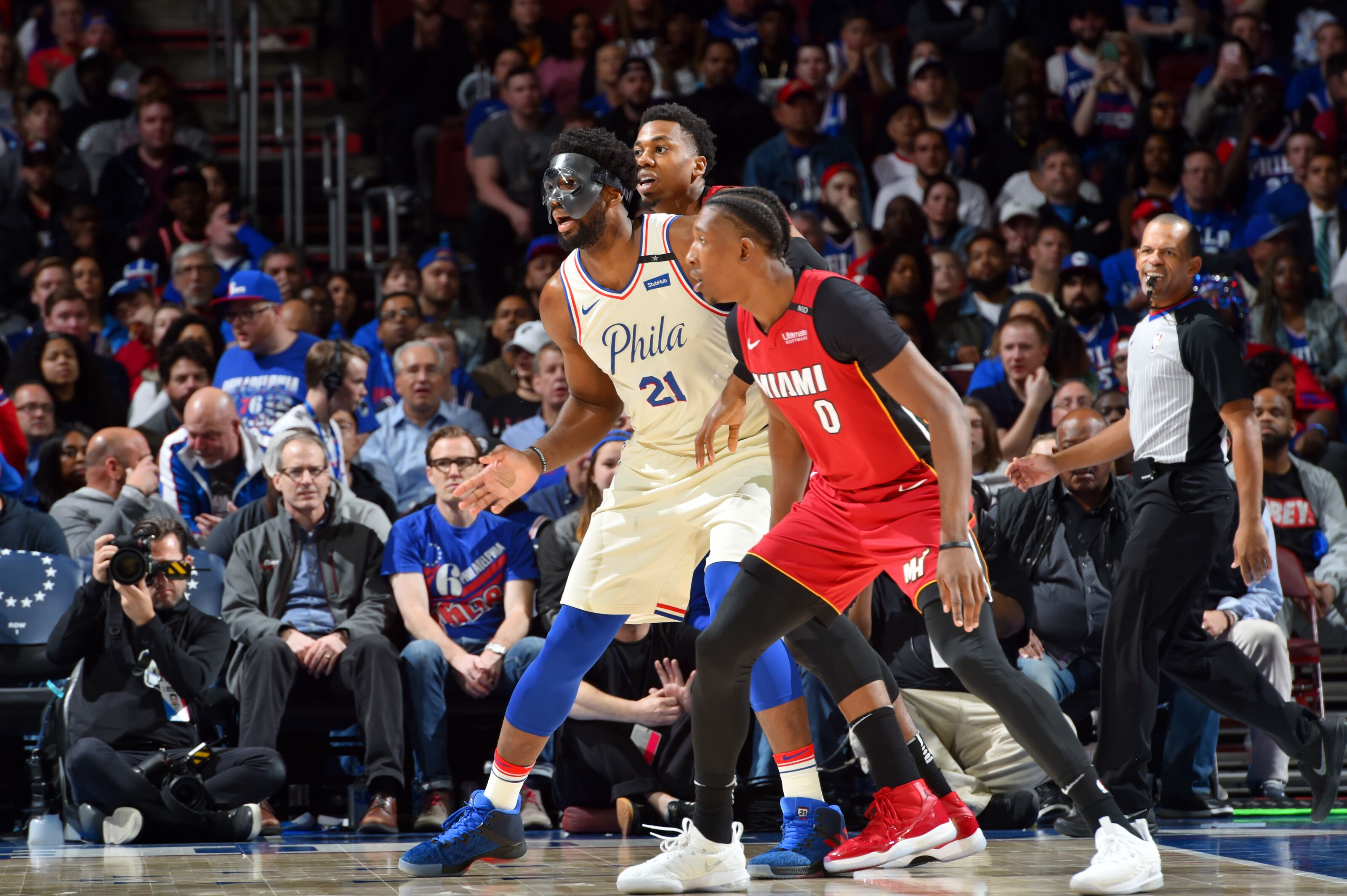 Philadelphia 76ers: Potential Joel Embiid-Josh Richardson two-man game