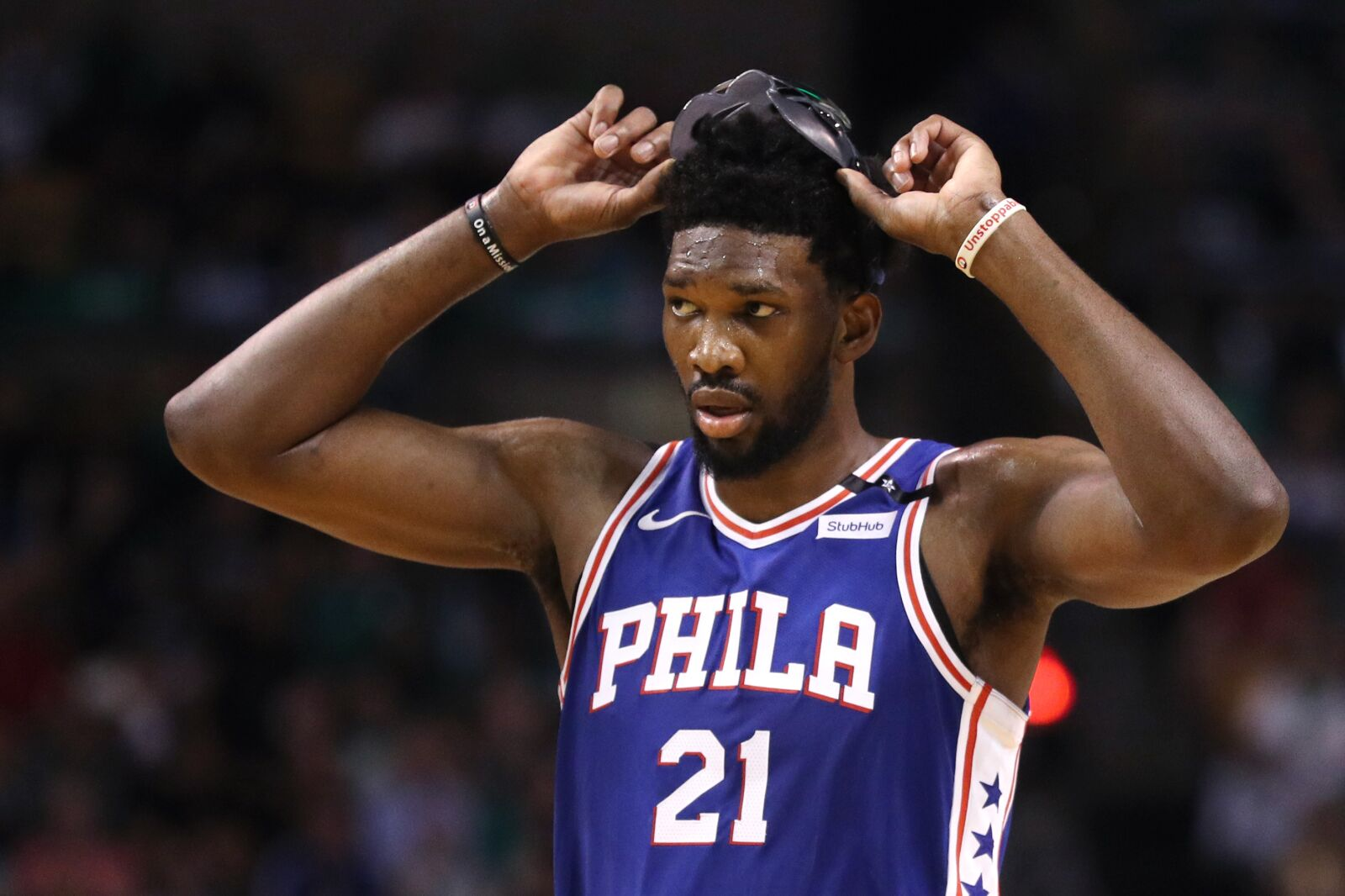 1a9fa5c9d60 Philadelphia 76ers  What to expect from Joel Embiid in 2018-19 season