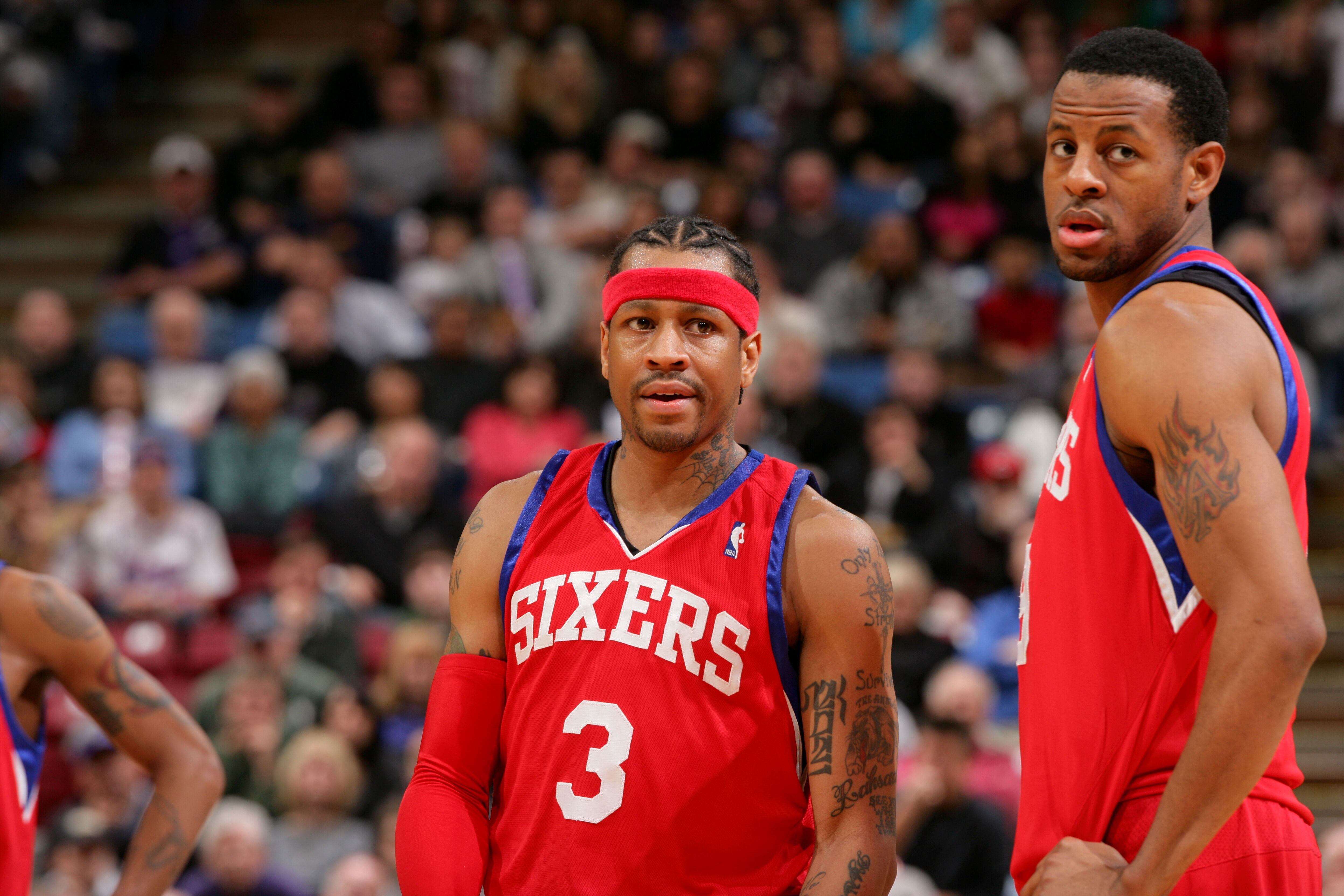 78ae85030806 Philadelphia 76ers  Which all-time players would be the best NBA Jam duo