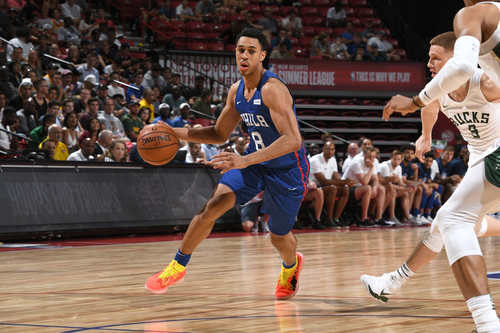 Philadelphia 76ers  Another strange rookie tale with Zhaire Smith b1d724eaf