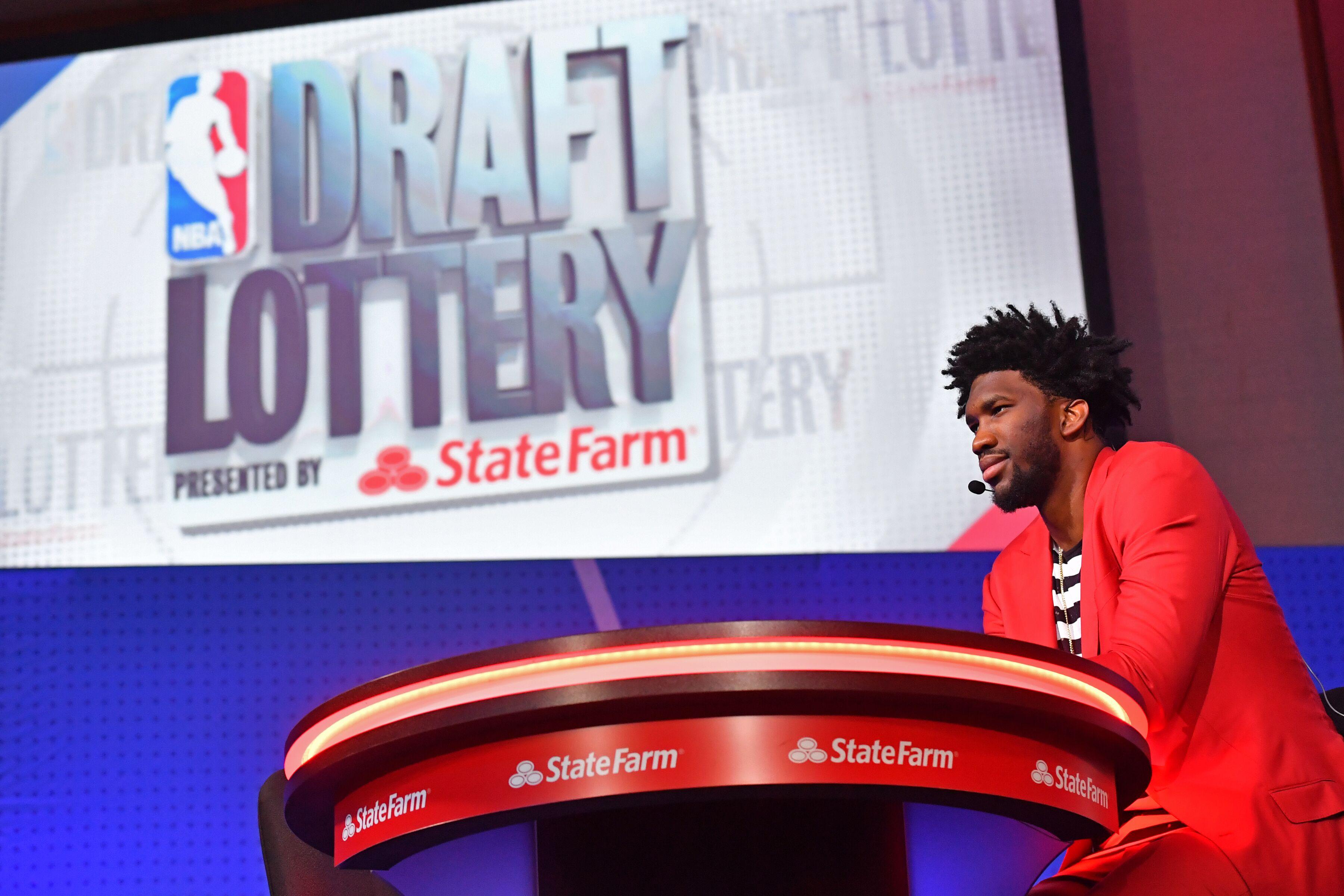 philadelphia 76ers guide to the 2018 nba draft lottery