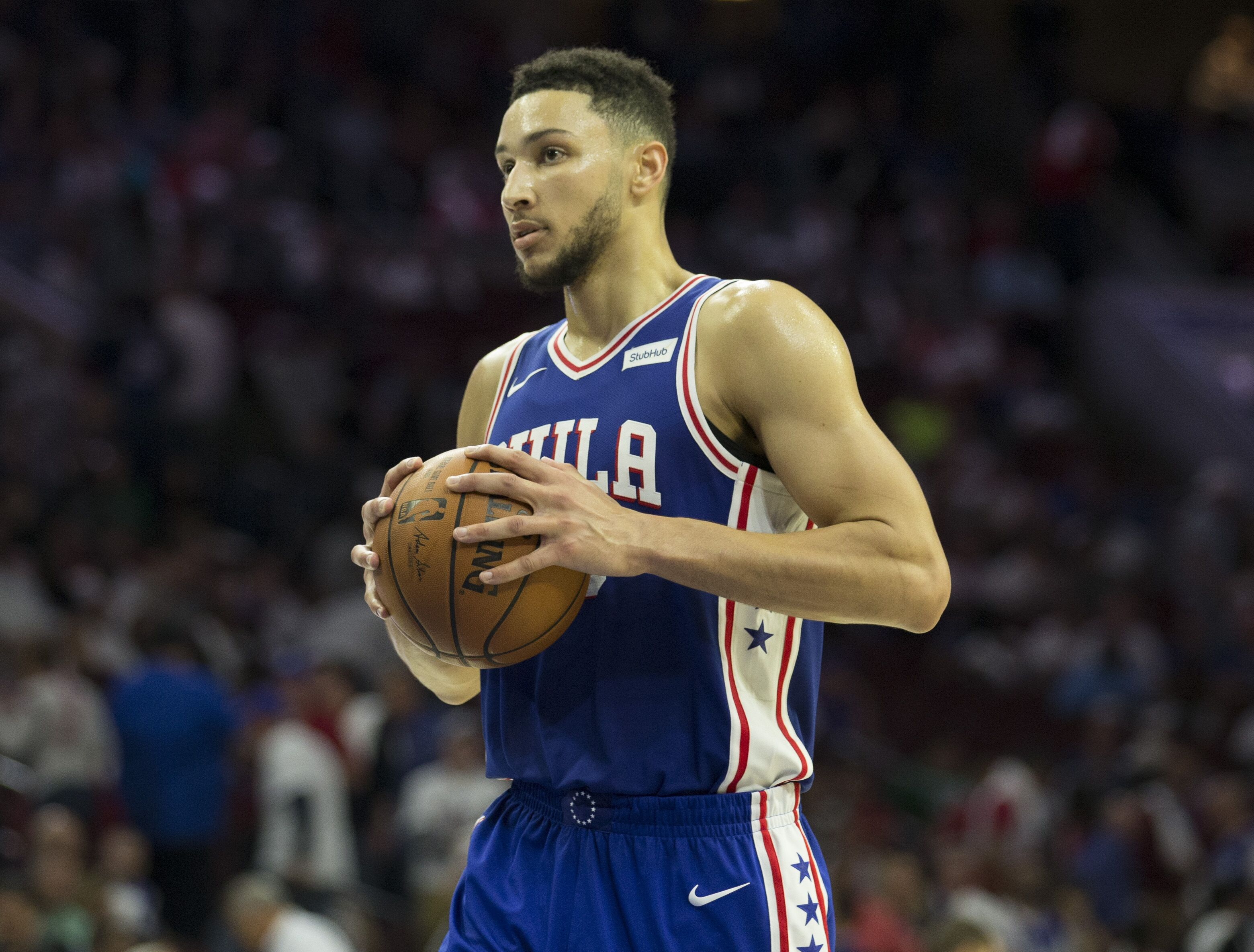Using Both The Eye Test Andytics We Try To Determine Which Other Player In The Nba Is The Most Similar To The Philadelphia Ers Ben Simmons