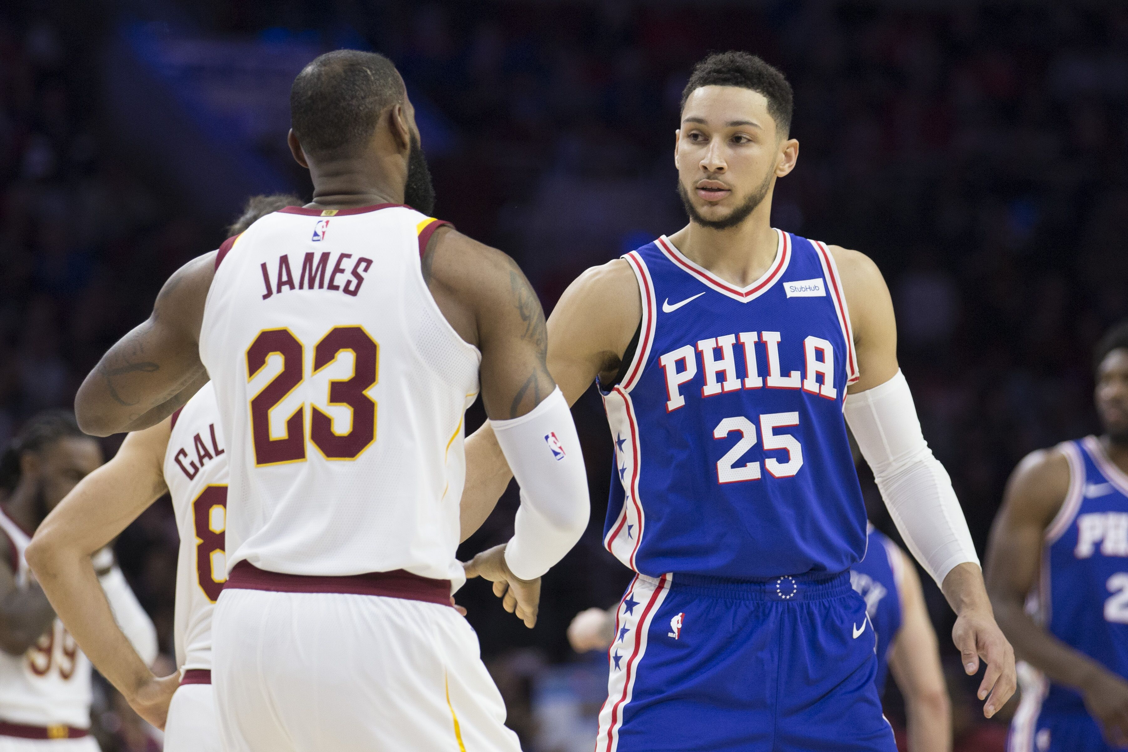 Philadelphia 76ers plus LeBron James beats Boston Celtics c4eca3c9f