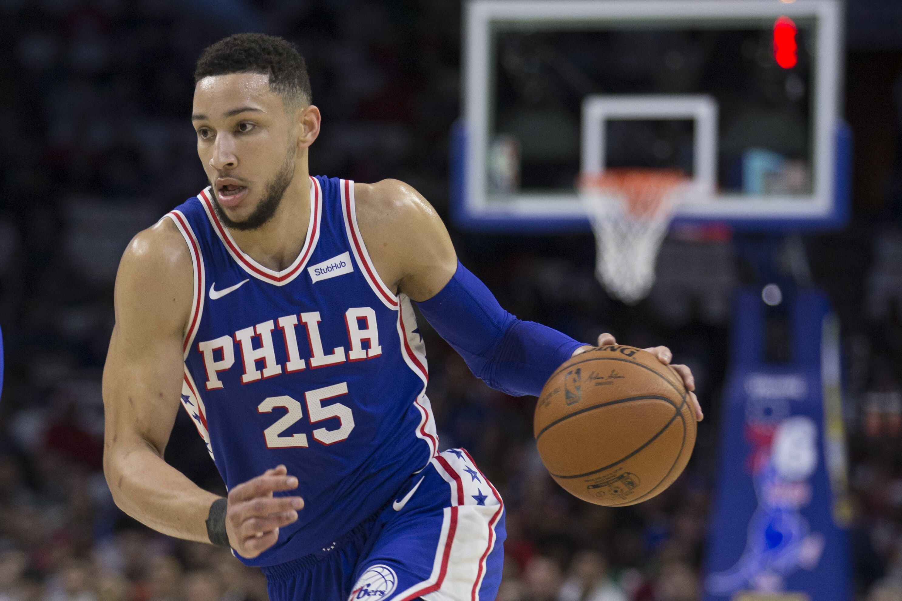 Image result for ben simmons triple doubles
