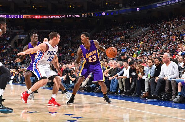 new style ca36d 66fe8 NBA Rumors: Philadelphia 76ers should get Clippers Lou Williams