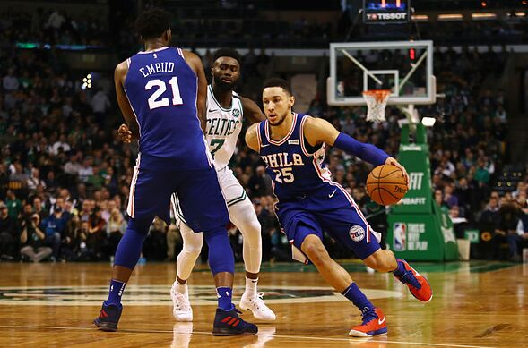 05b3e2596 Philadelphia 76ers stand in way of Boston Celtics dominance