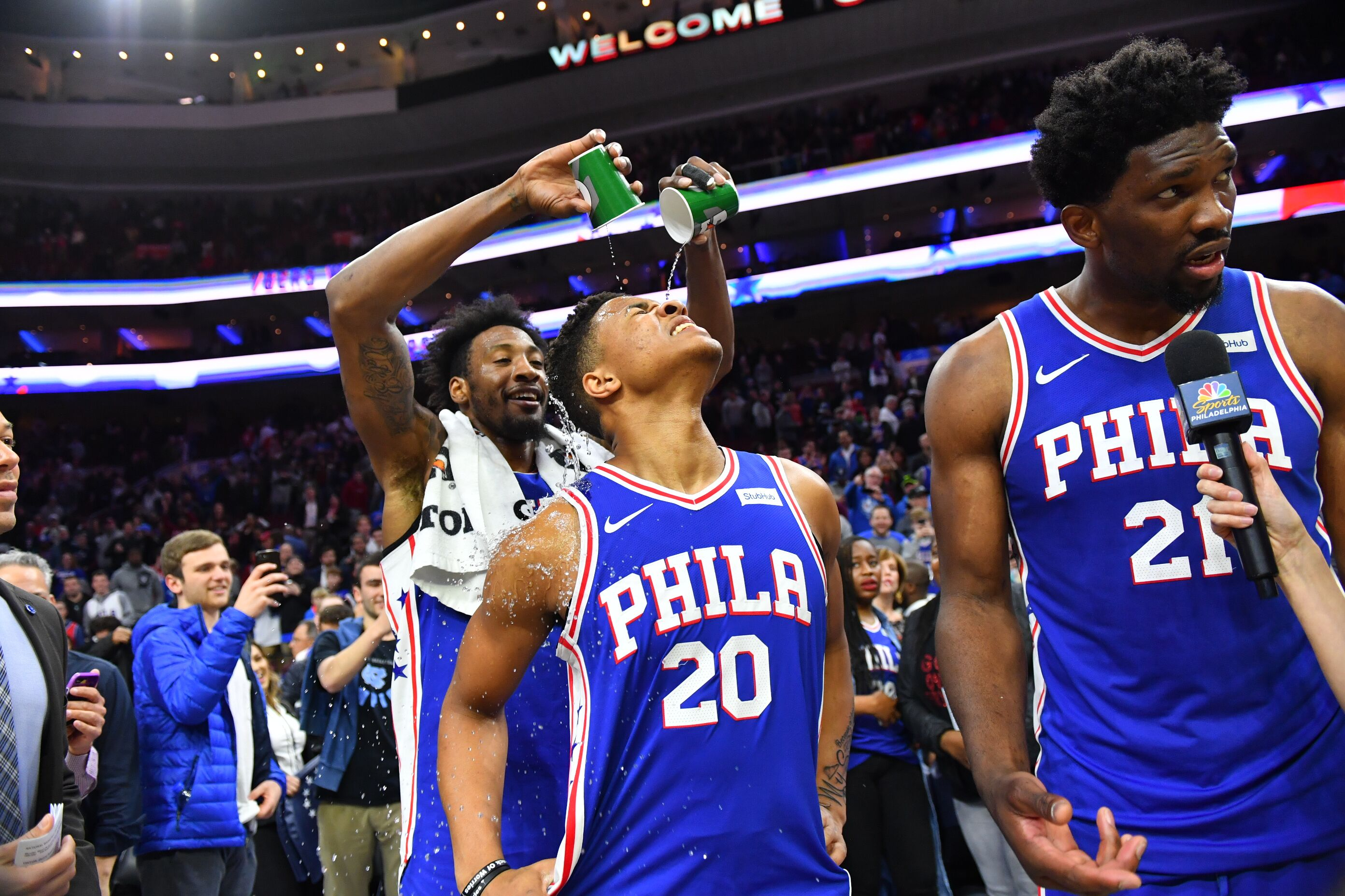 76ers: Philadelphia 76ers Likely 2018 NBA Playoff Opponents