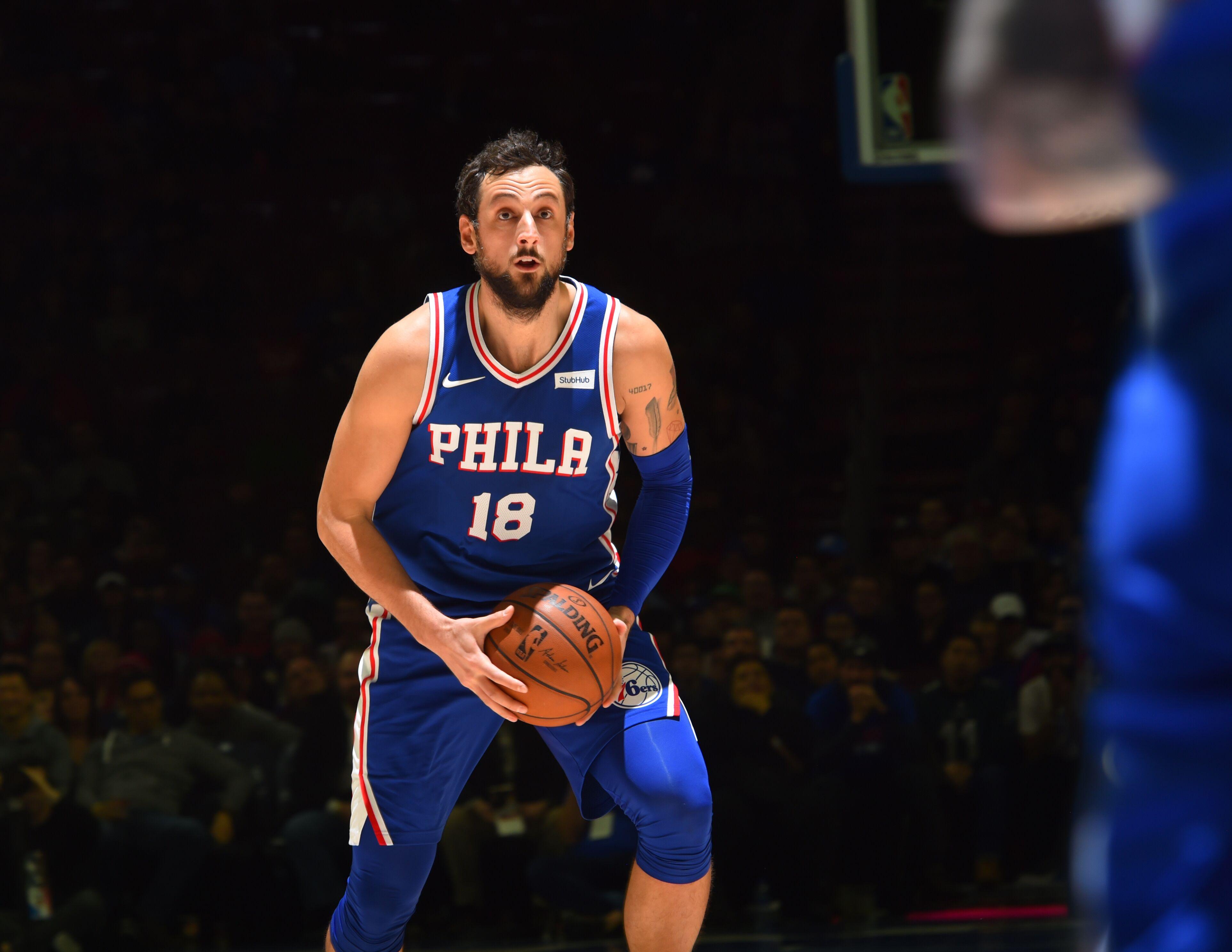 newest a8fb5 90dd8 Philadelphia 76ers: Replacing Marco Belinelli & Ersan ...
