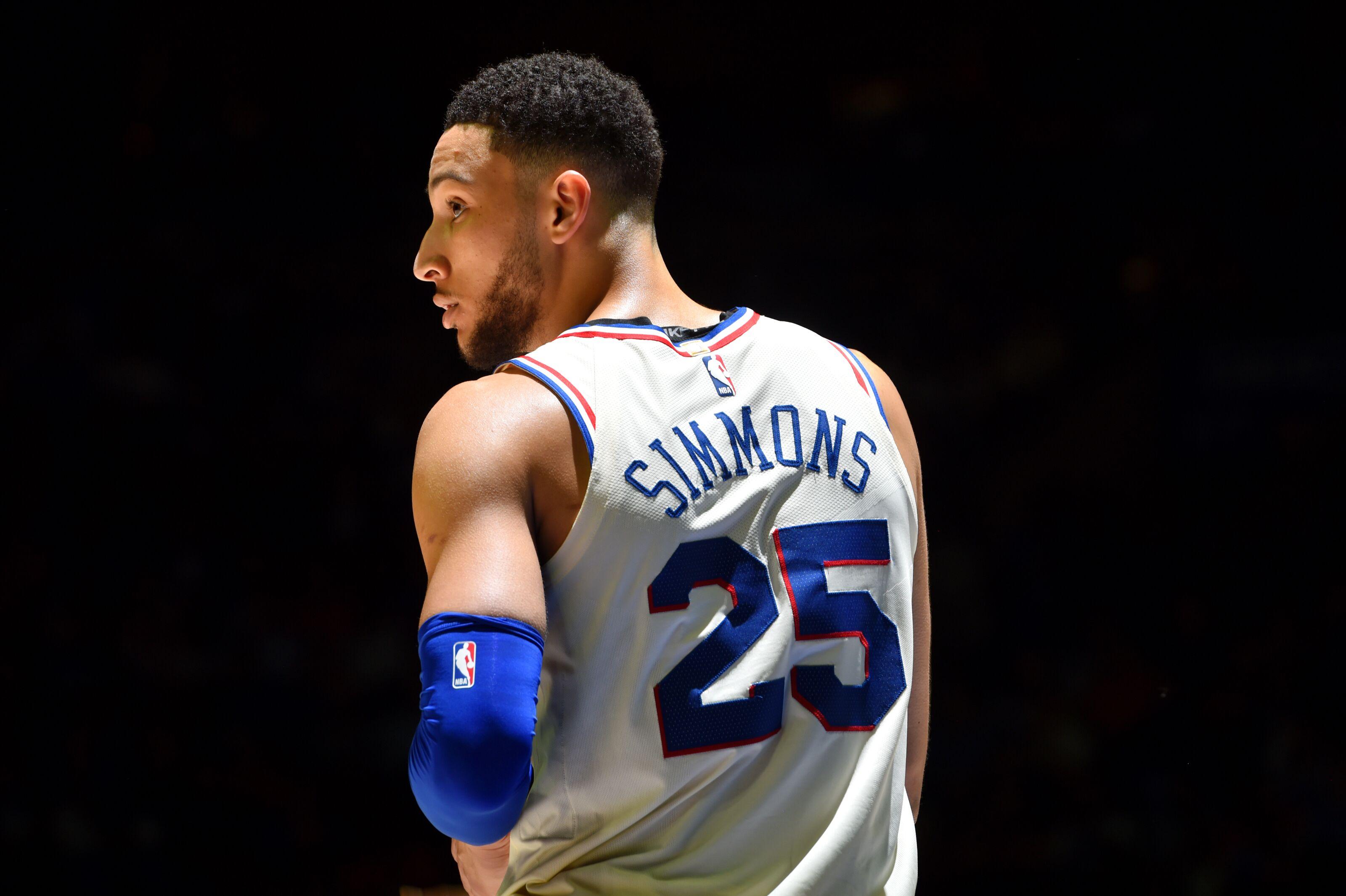 Philadelphia 76ers  Ben Simmons is built for the playoffs e4d776865