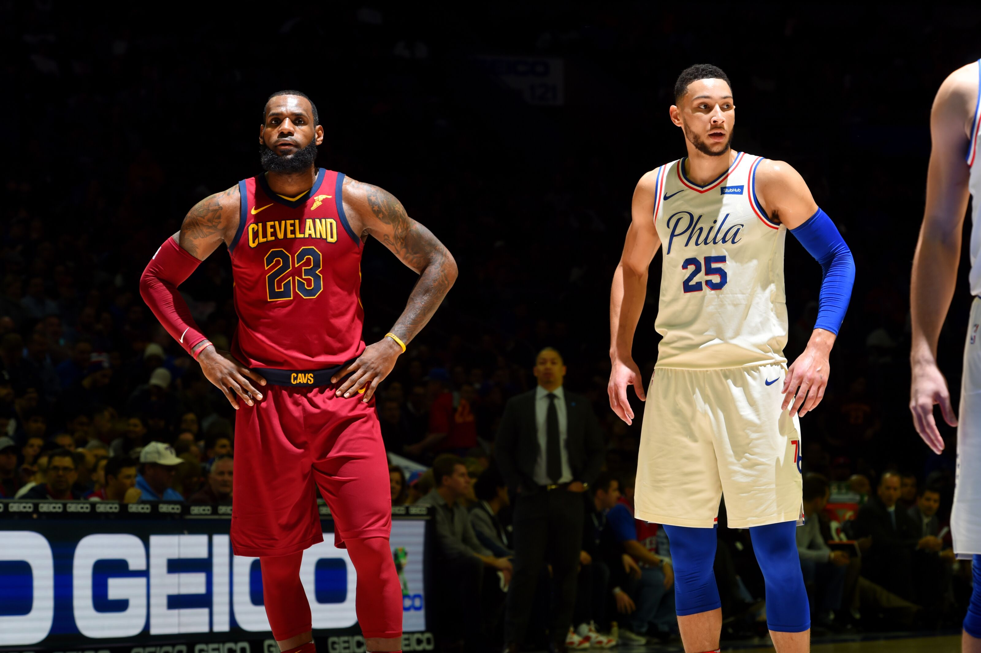 a2c7f00a99c3 Philadelphia 76ers  LeBron-to-L.A. opens Sixers championship window
