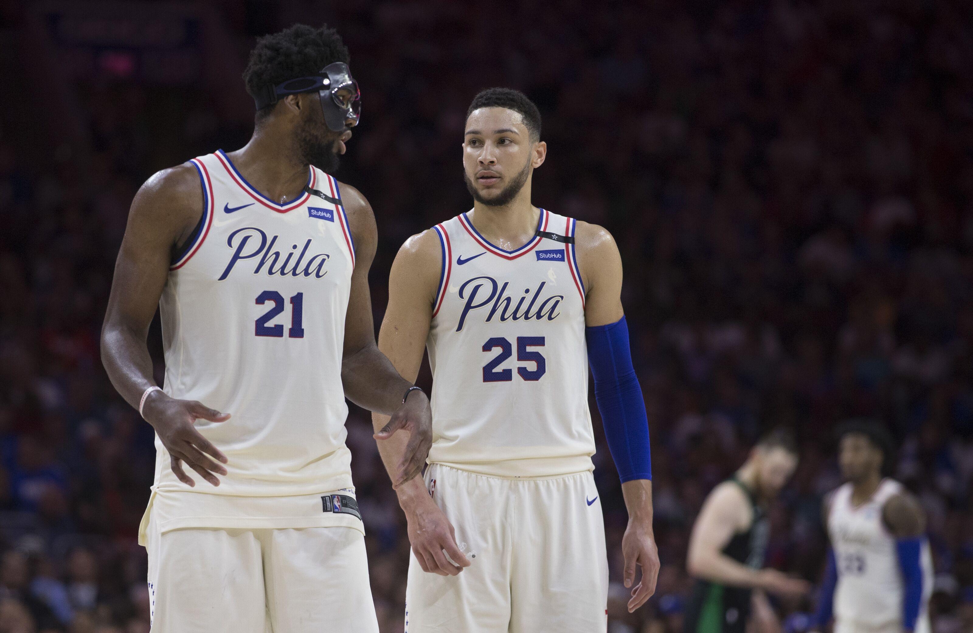 Philadelphia 76ers Will Joel Embiid Or Ben Simmons Win Mvp