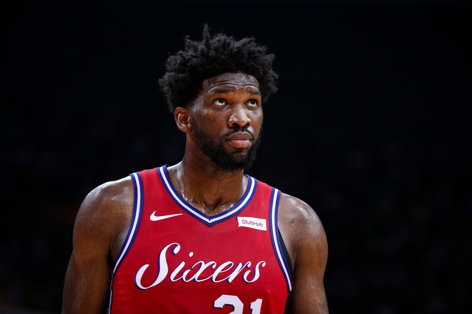 fbea29a8a Philadelphia 76ers  Why Joel Embiid won t win MVP in 2018-19