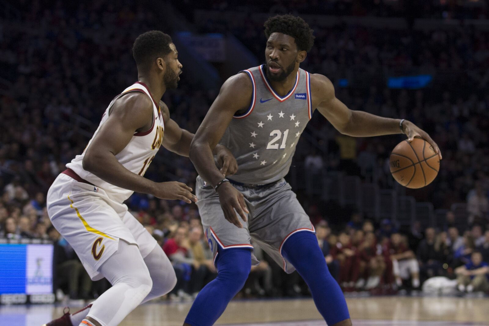 771f09f3c Philadelphia 76ers  Grades from 121-112 loss to Cleveland Cavaliers