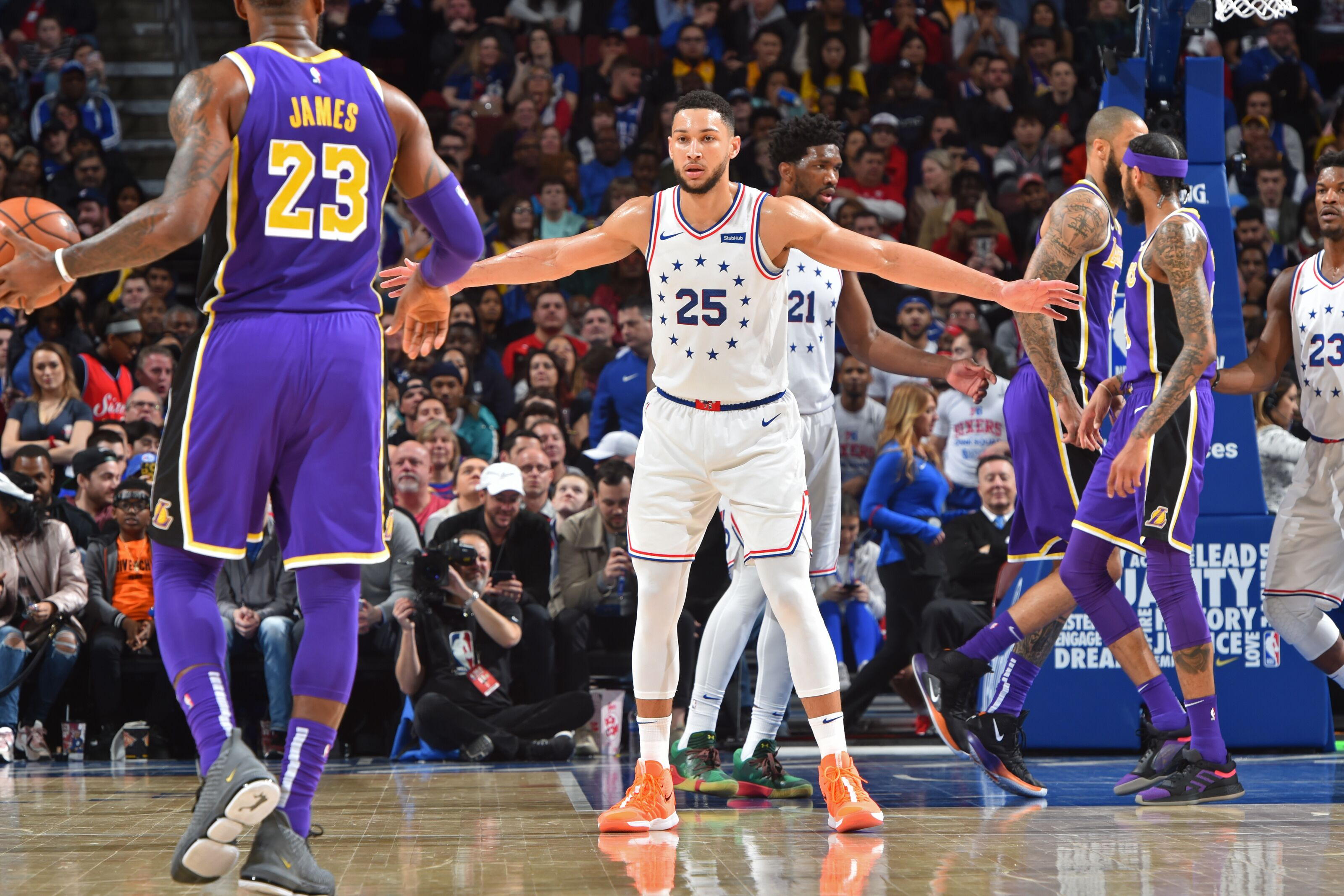 Philadelphia 76ers: Should Ben Simmons have made an All-Defense team?