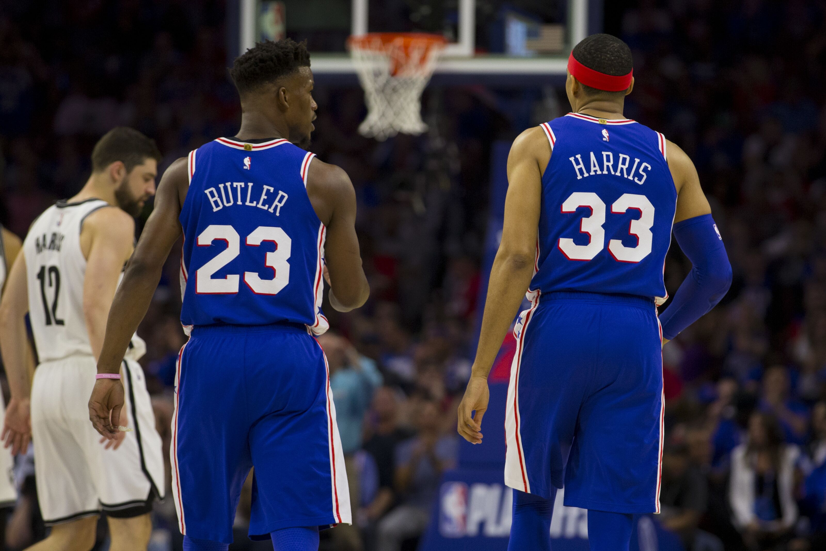 978d59878ef The Costly Cap Implications of 76ers Running It Back. Philadelphia 76ers  logo