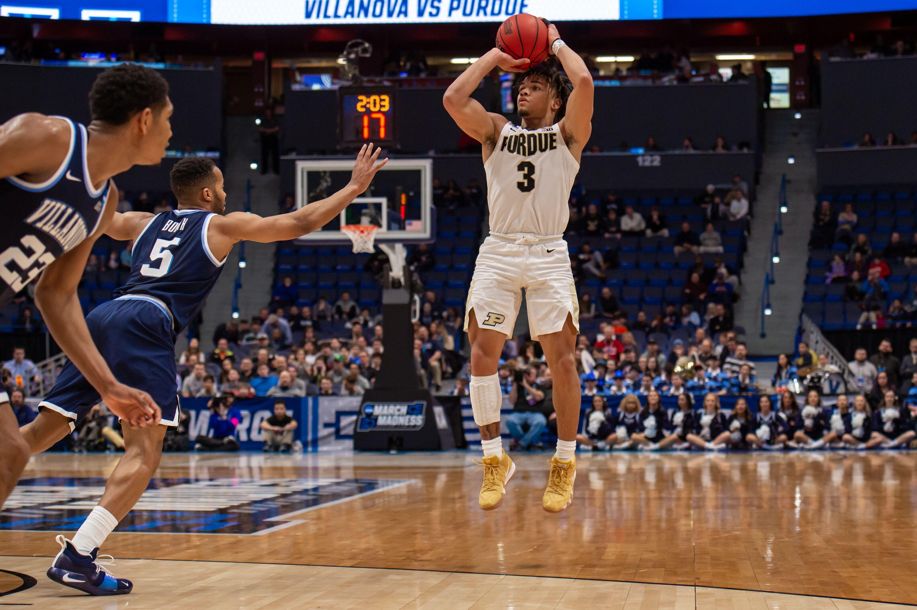 Philadelphia 76ers 2019 NBA Draft profile: Carsen Edwards