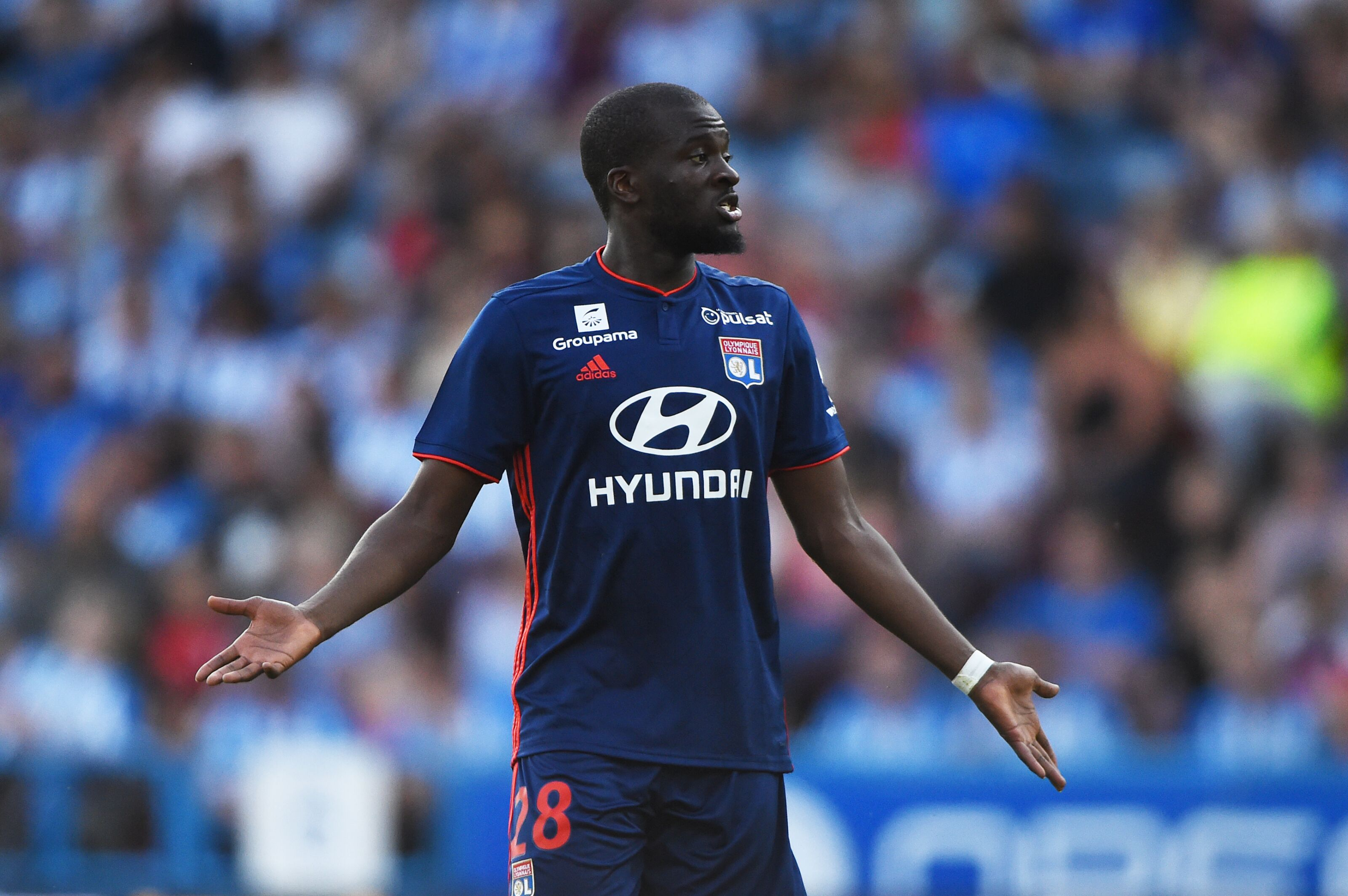N'Dombele to Spurs would be an unusual but monumental transfer