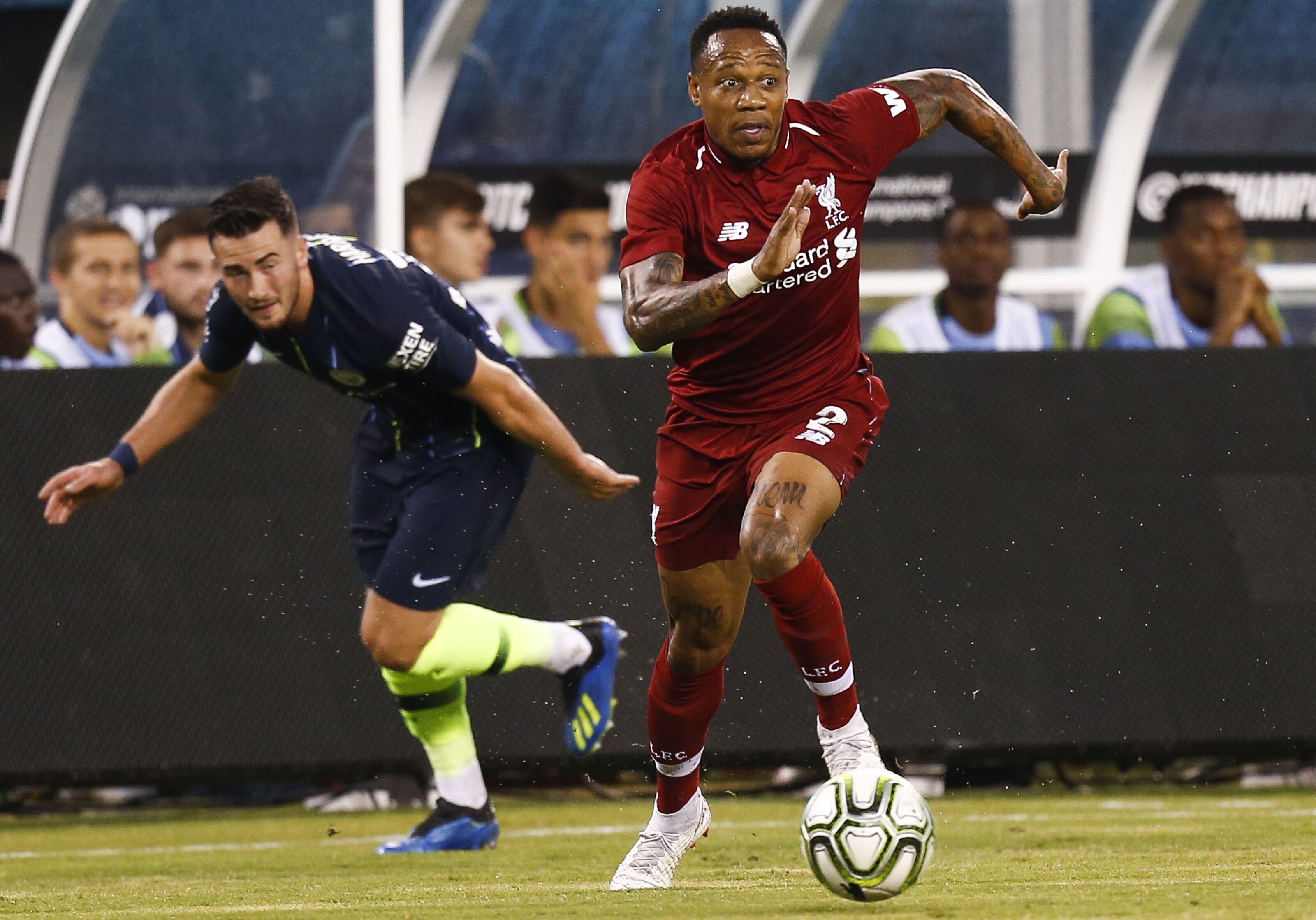 EPL: Liverpool, Juventus, and Benfica win ICC matches on ...