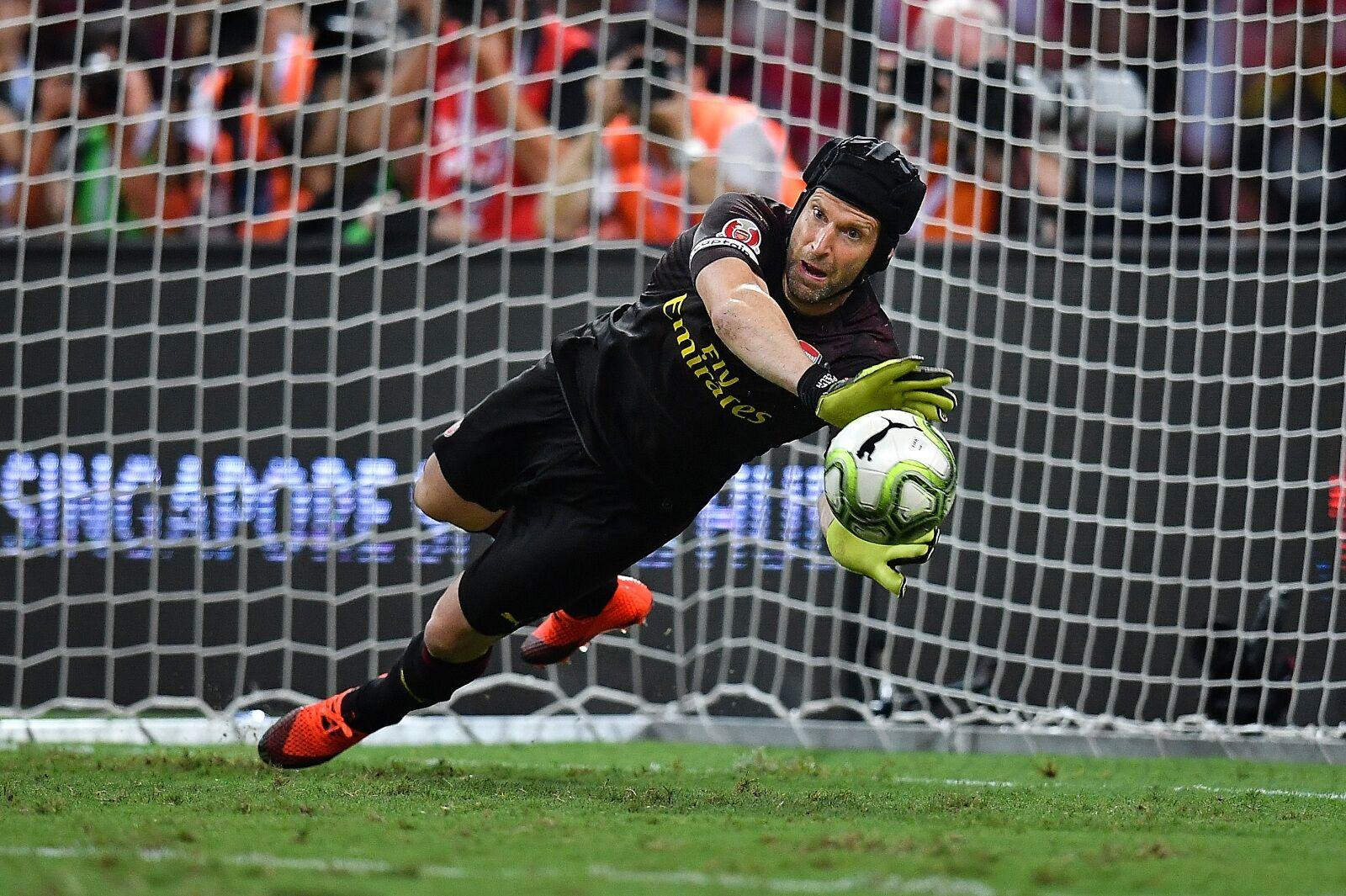 Arsenal: Petr Cech To Start Europa League Final Despite