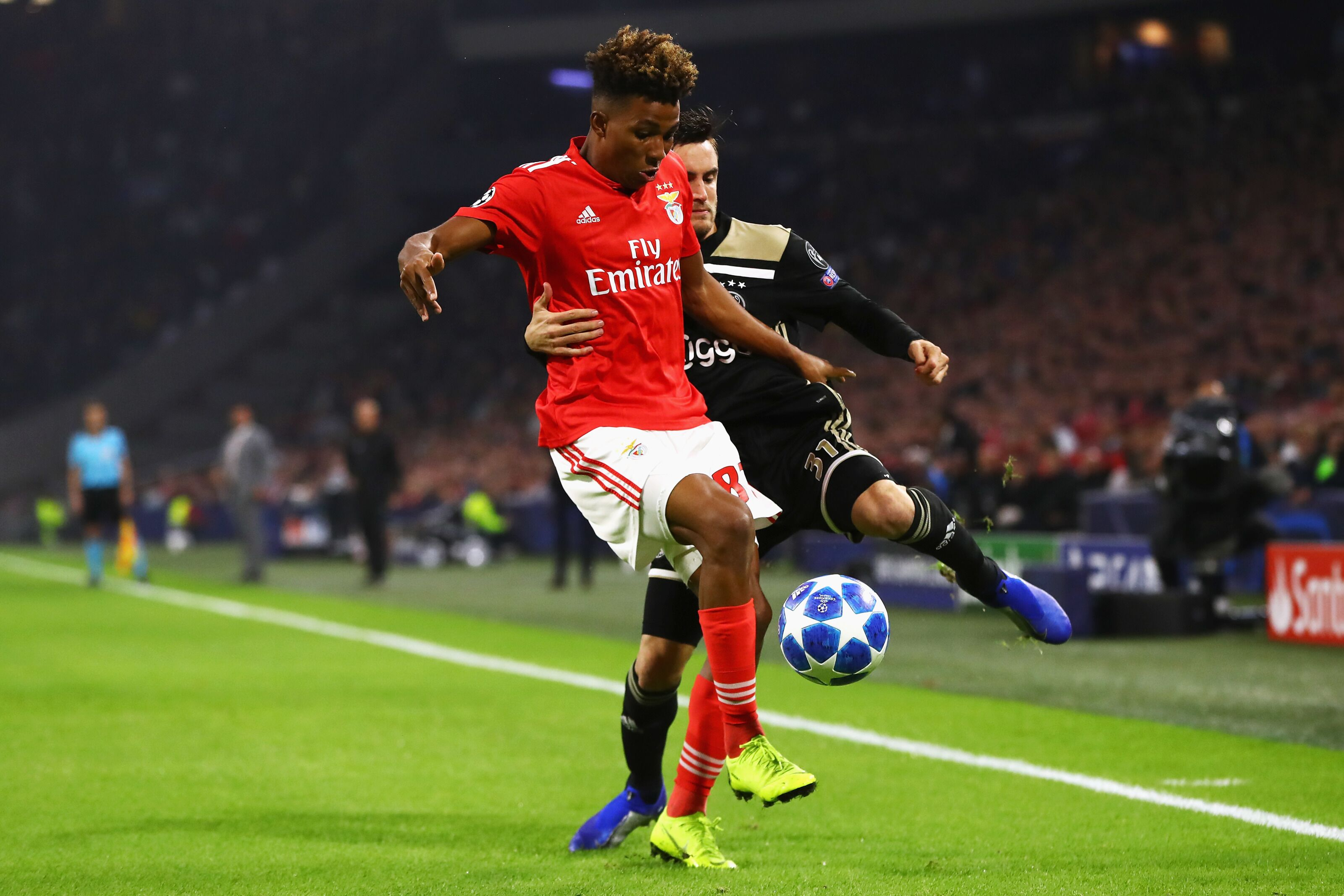 Tottenham has robbed West Ham of Gedson Fernandes from Benfica