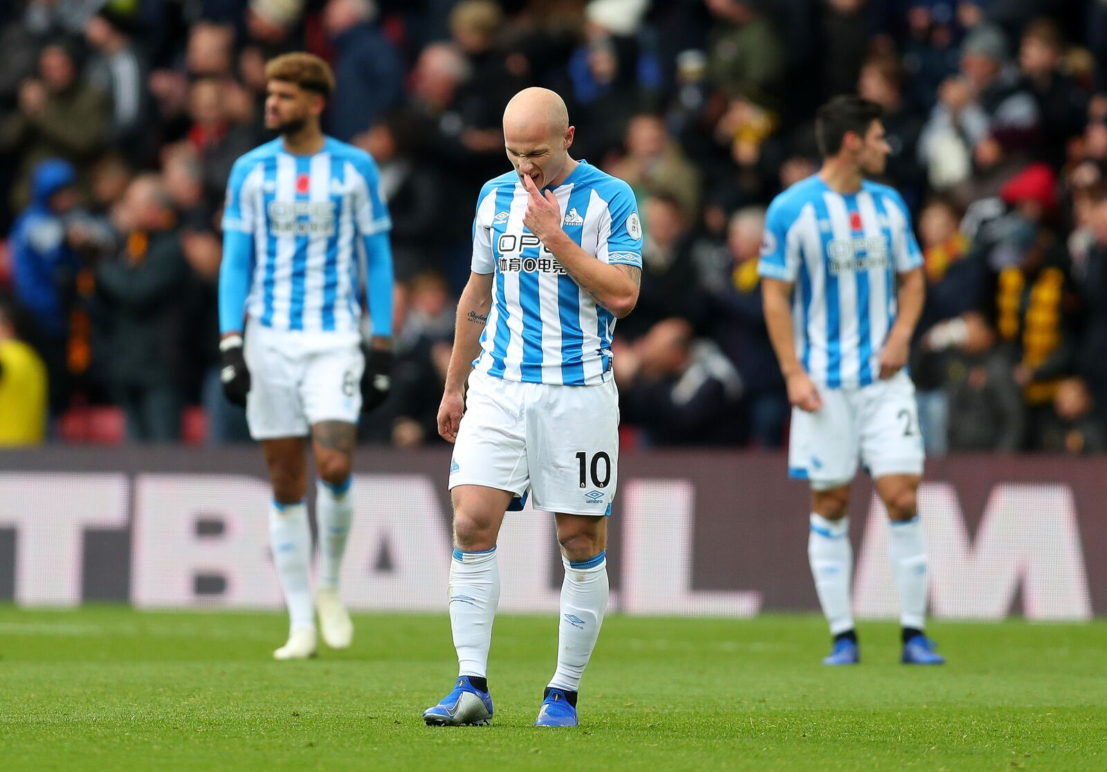Huddersfield lose Jonas Lossl to Everton – Who's next out the door