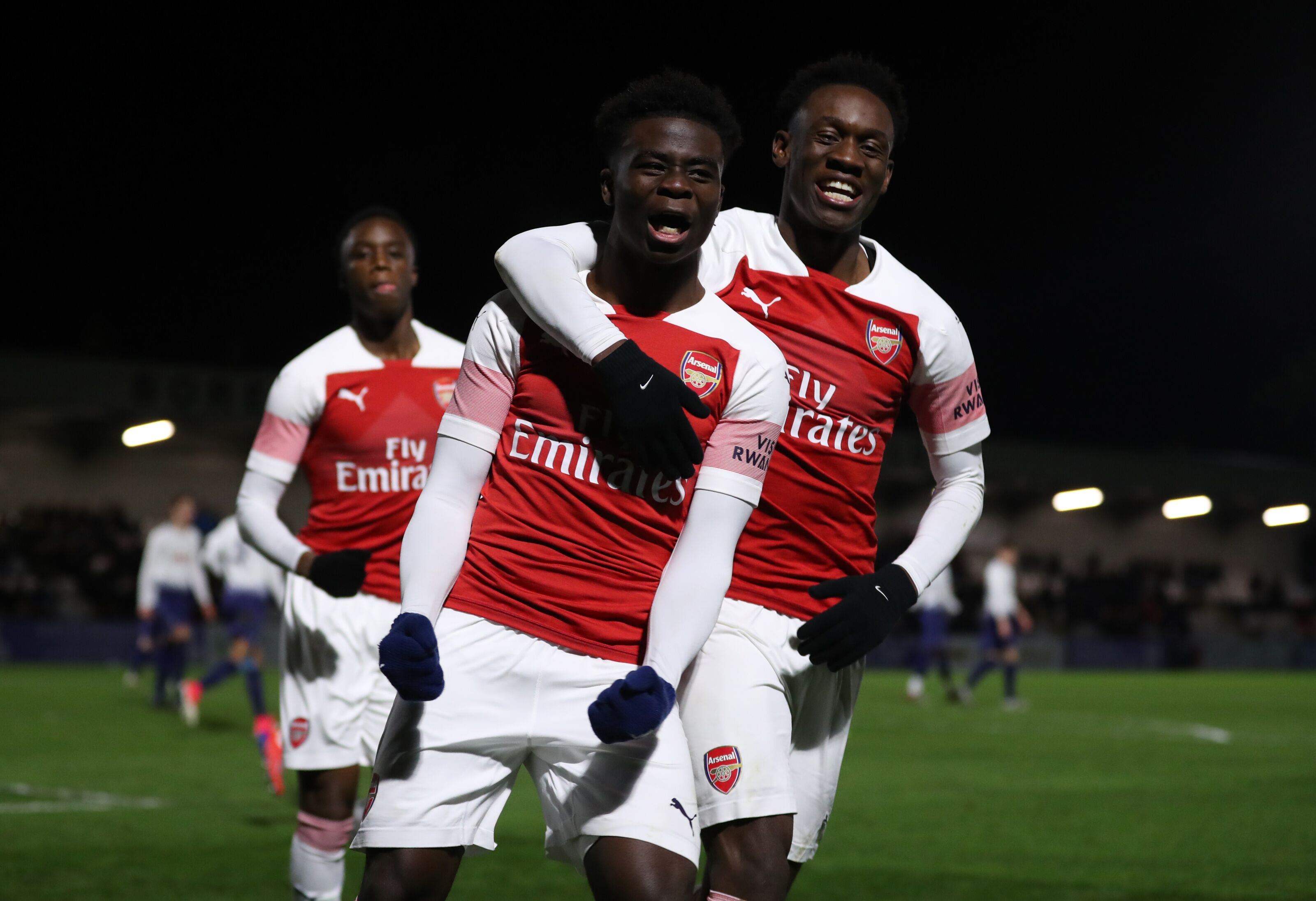 Arsenal's Hale End Academy could be their saving grace