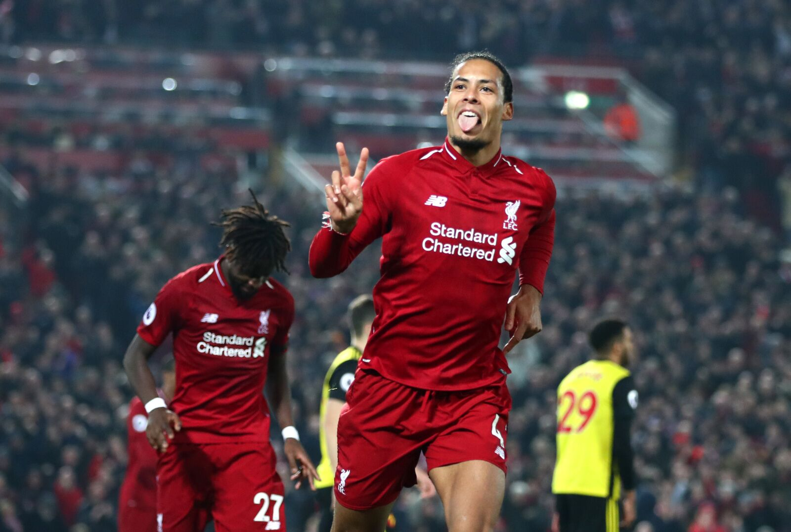 e0e1cb87a Liverpool  Virgil van Dijk must be made the Reds club captain soon