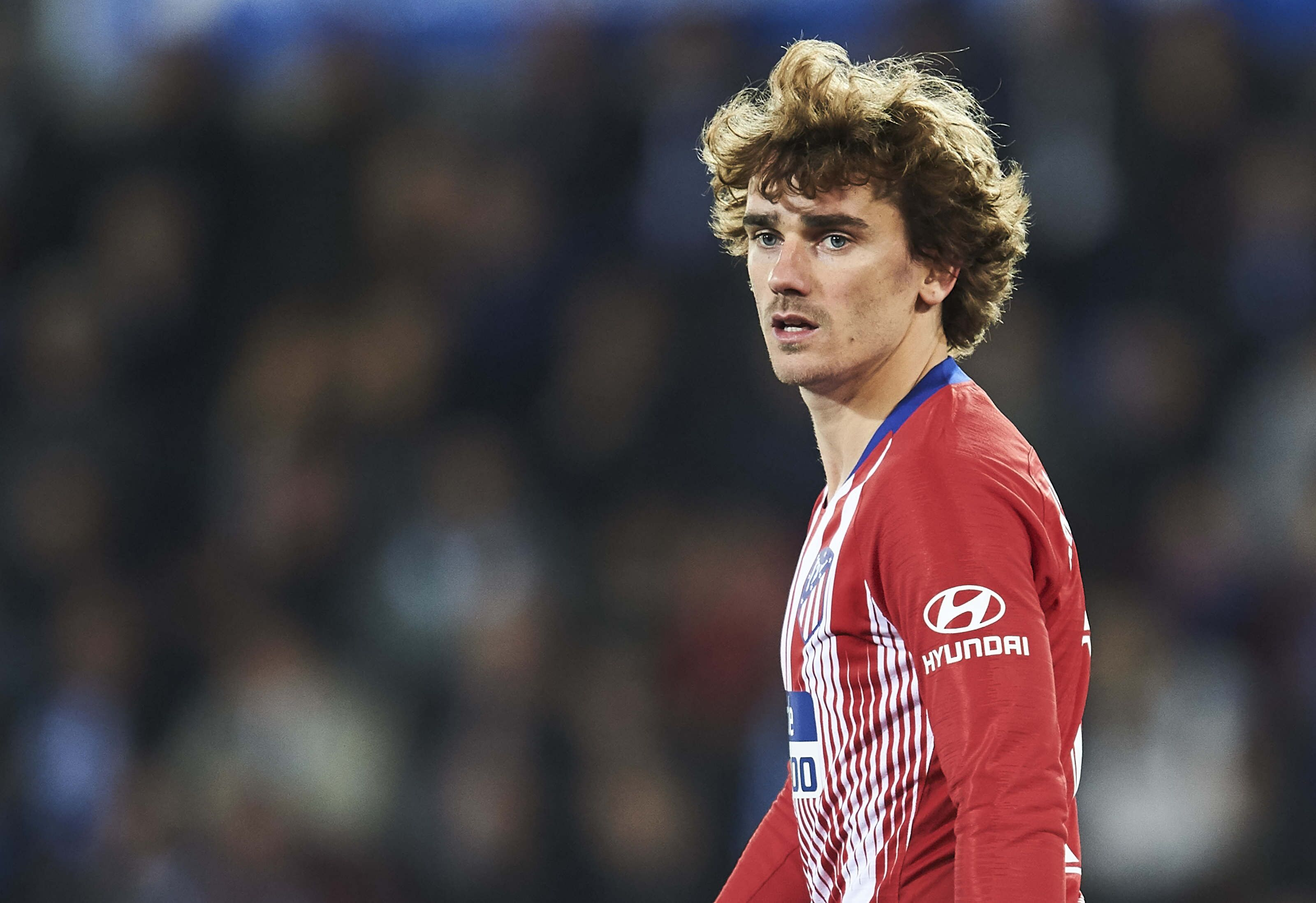 c75eddc76 Manchester United step up the chase for Antoine Griezmann