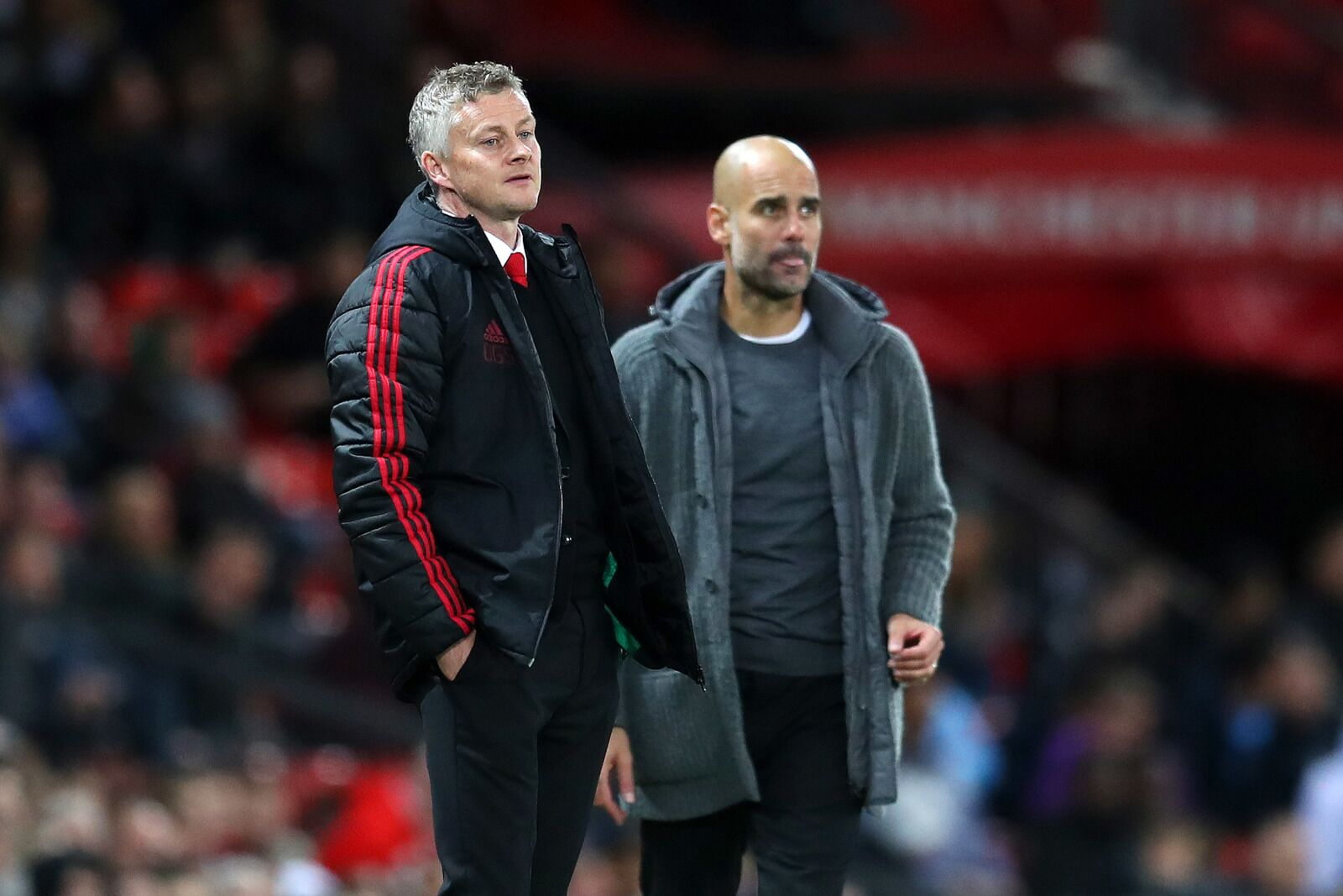 Manchester City's spending ruining football? No, Manchester United's is
