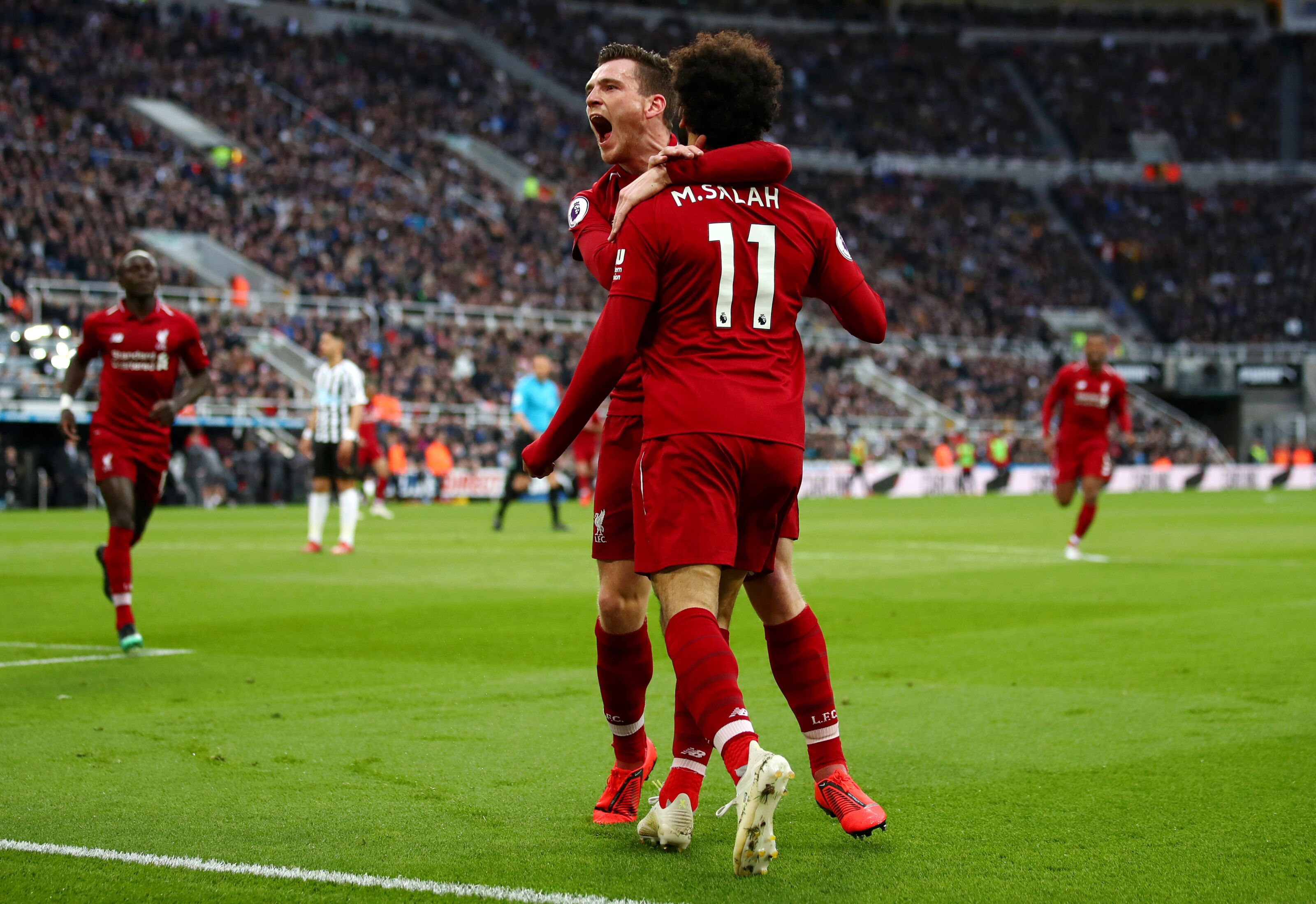 Mo Salah and Andy Robertson out for Premier League return – Worries for Klopp
